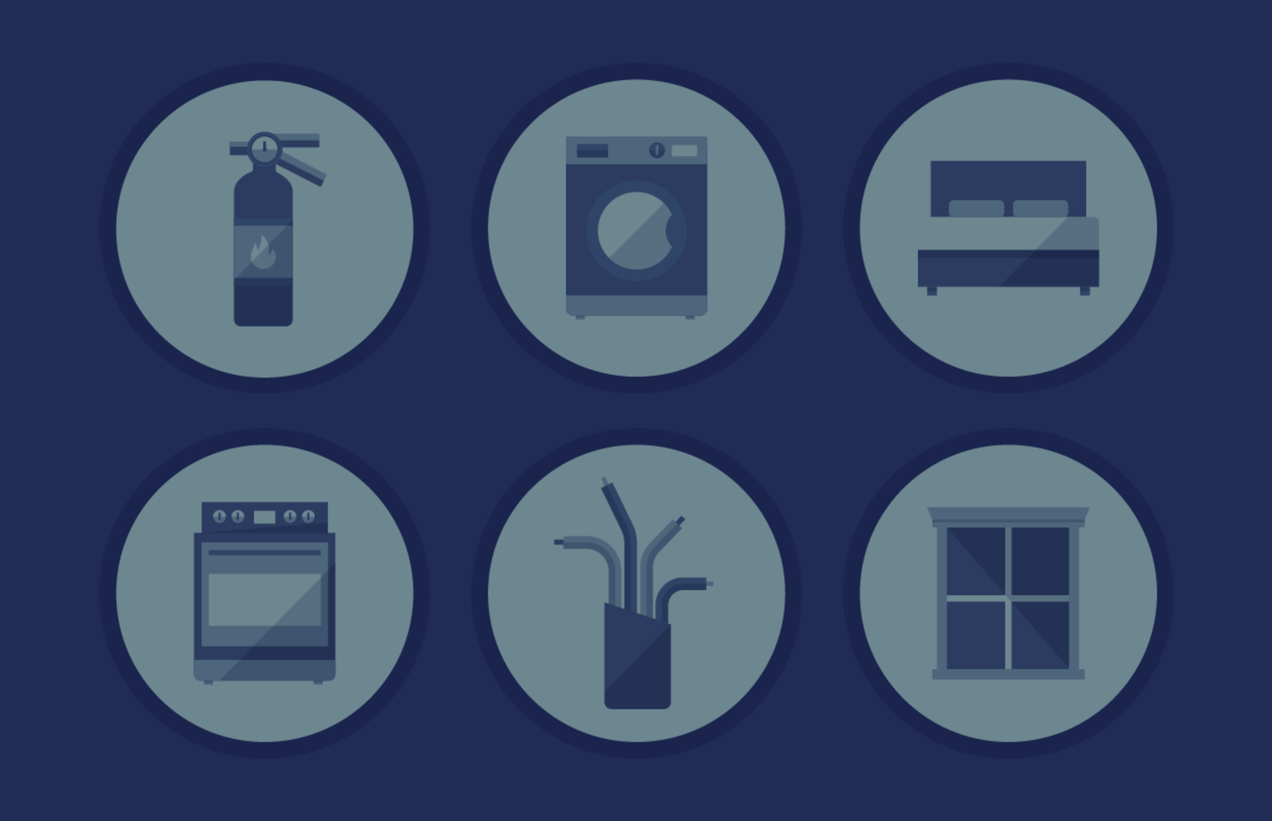 The Lifespan of 20 Essential Household Items