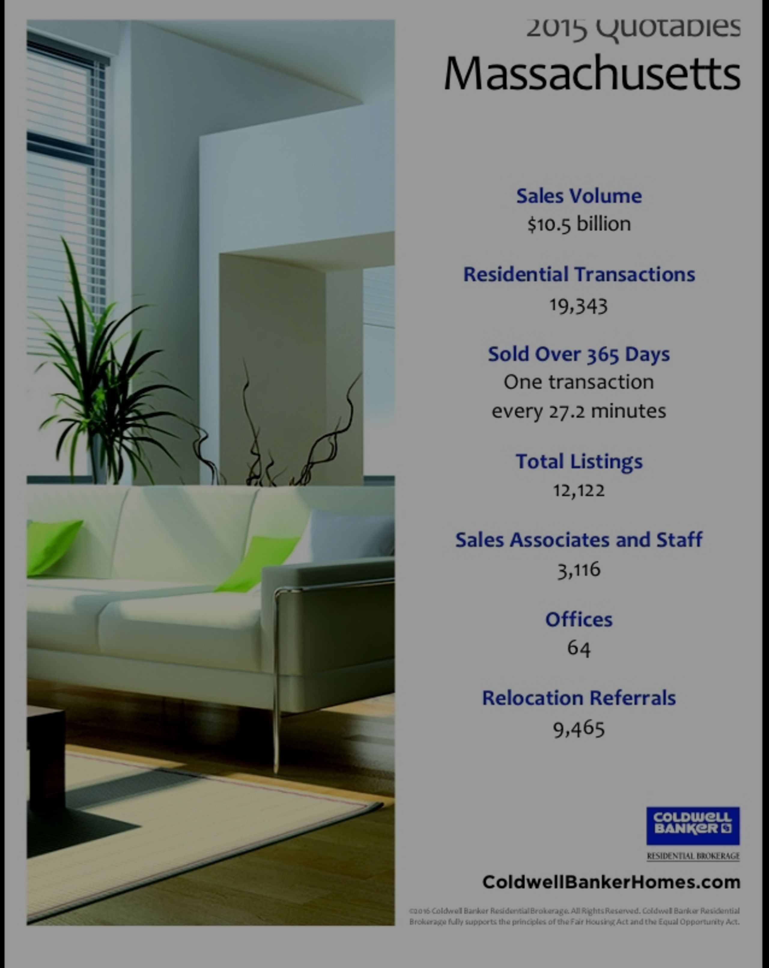 Another Reason to Use Coldwell Banker