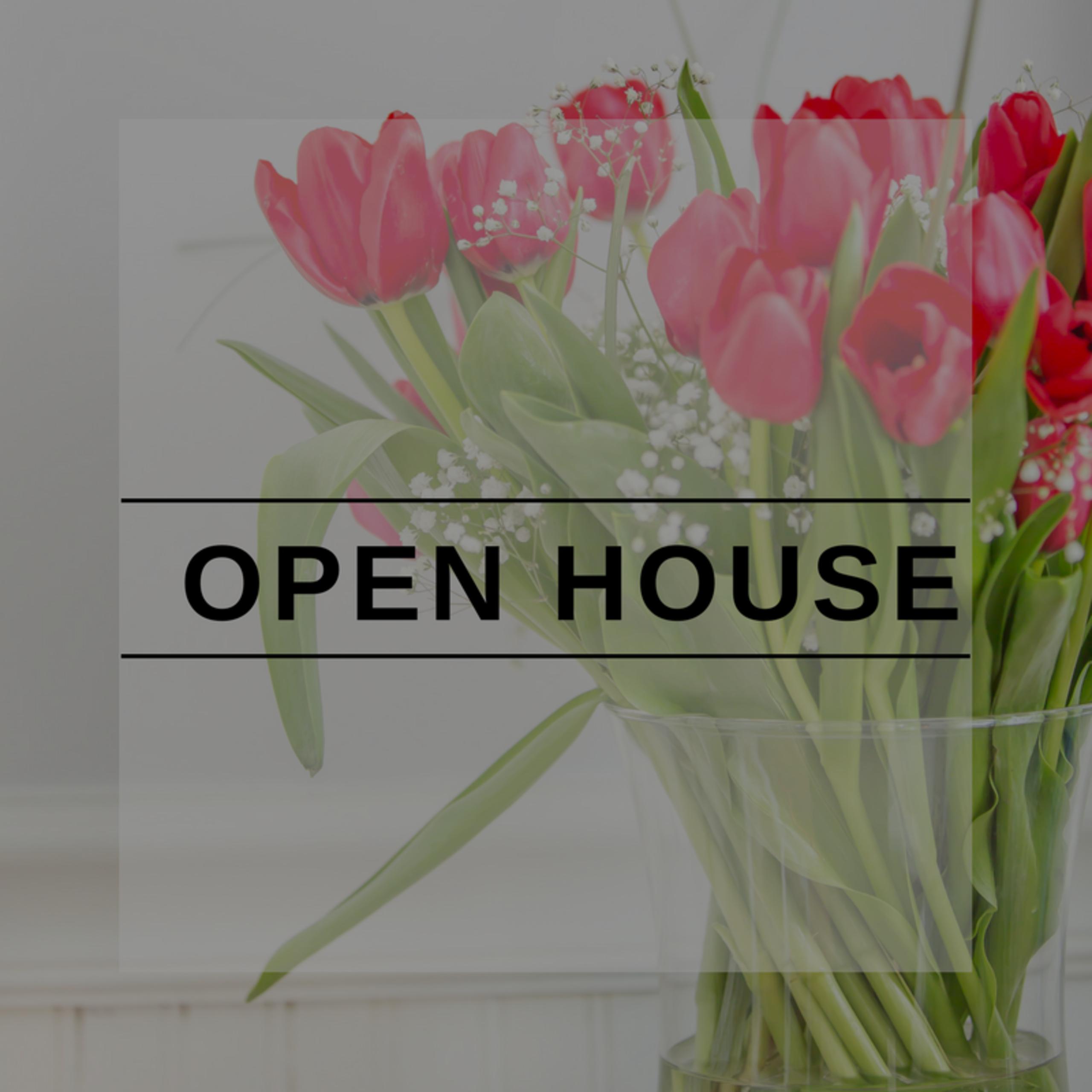 OPEN HOUSE LIST 3/24/18 – 3/25/18