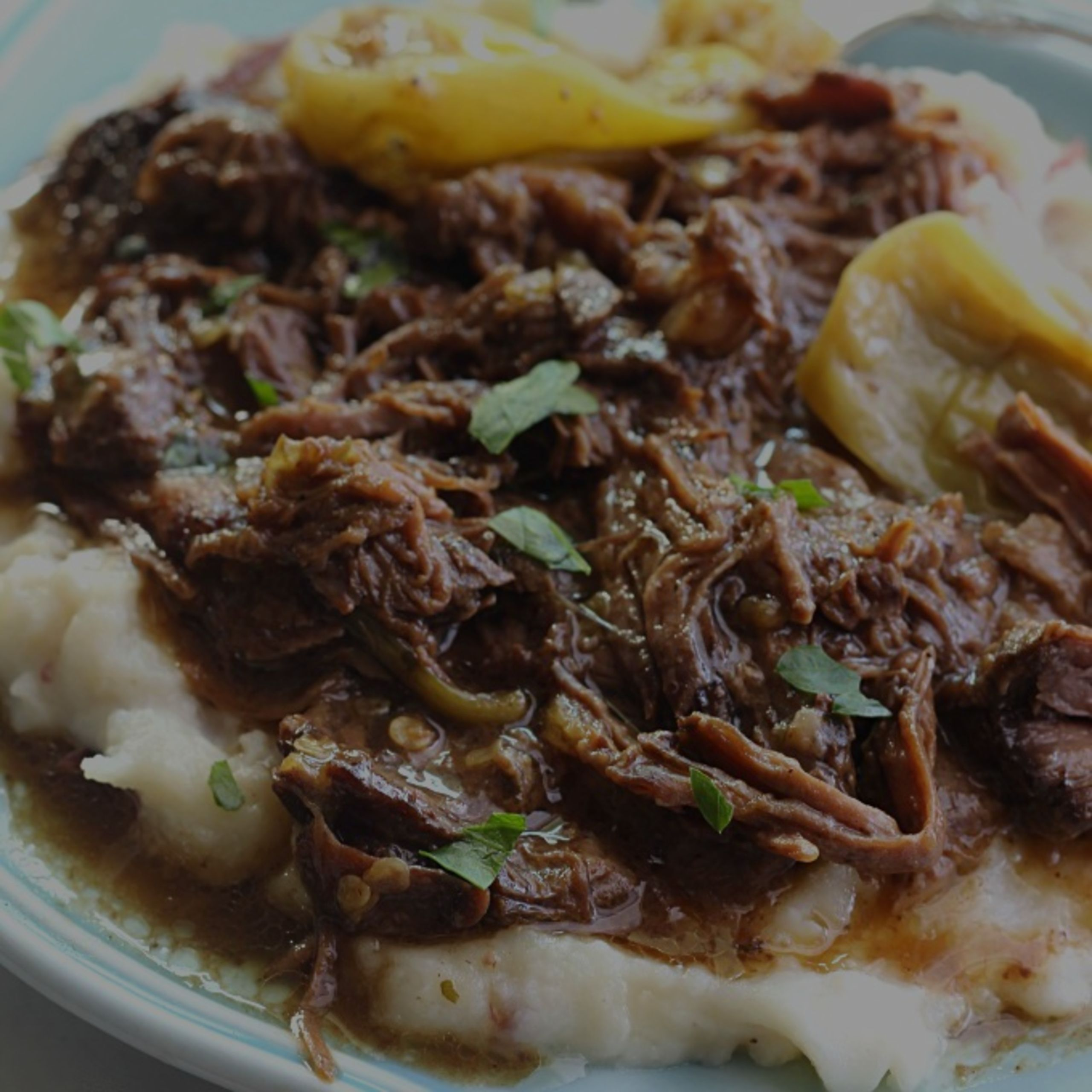 Recipe – Mississippi Pot Roast