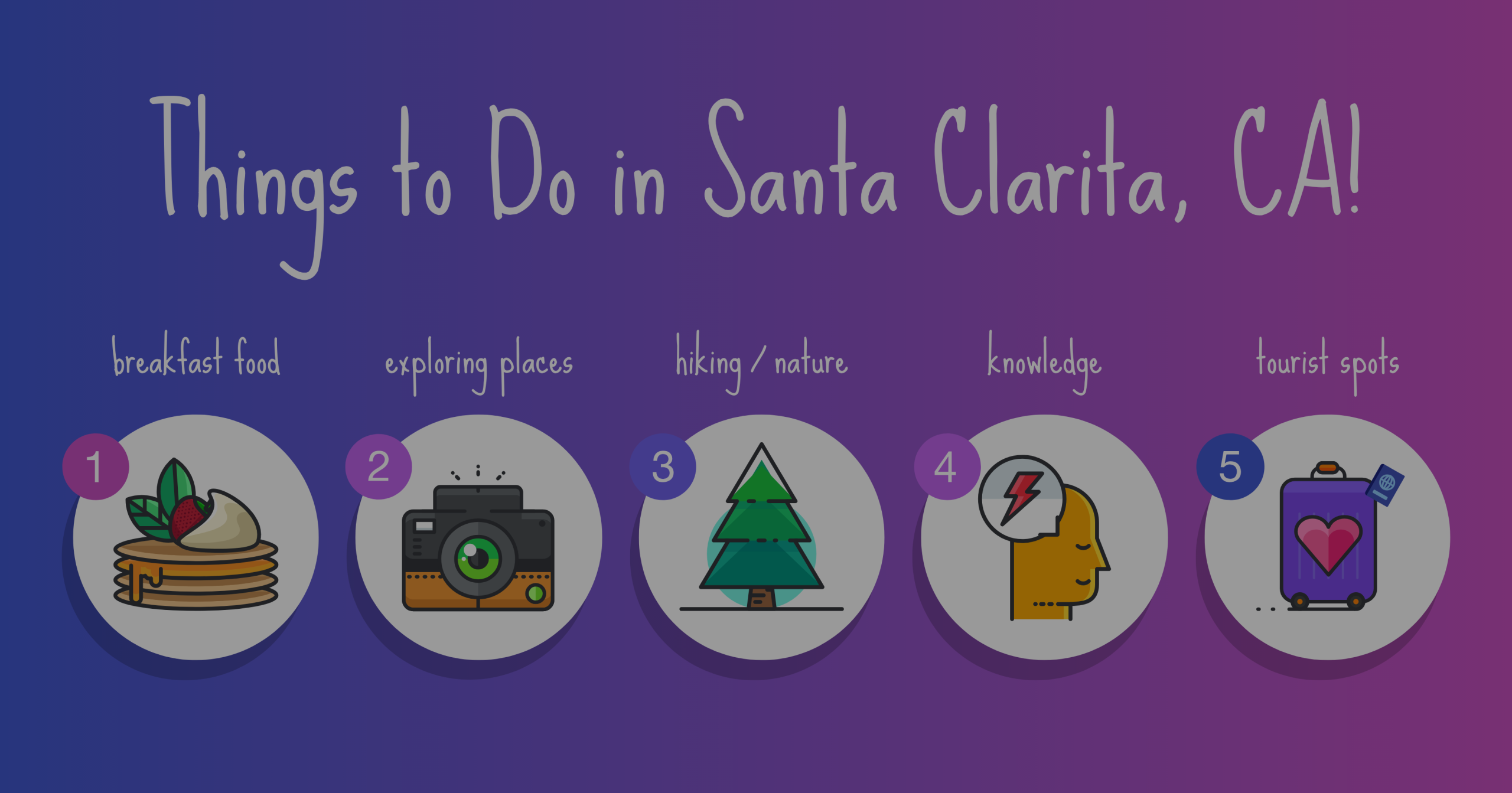Things to Do In Santa Clarita