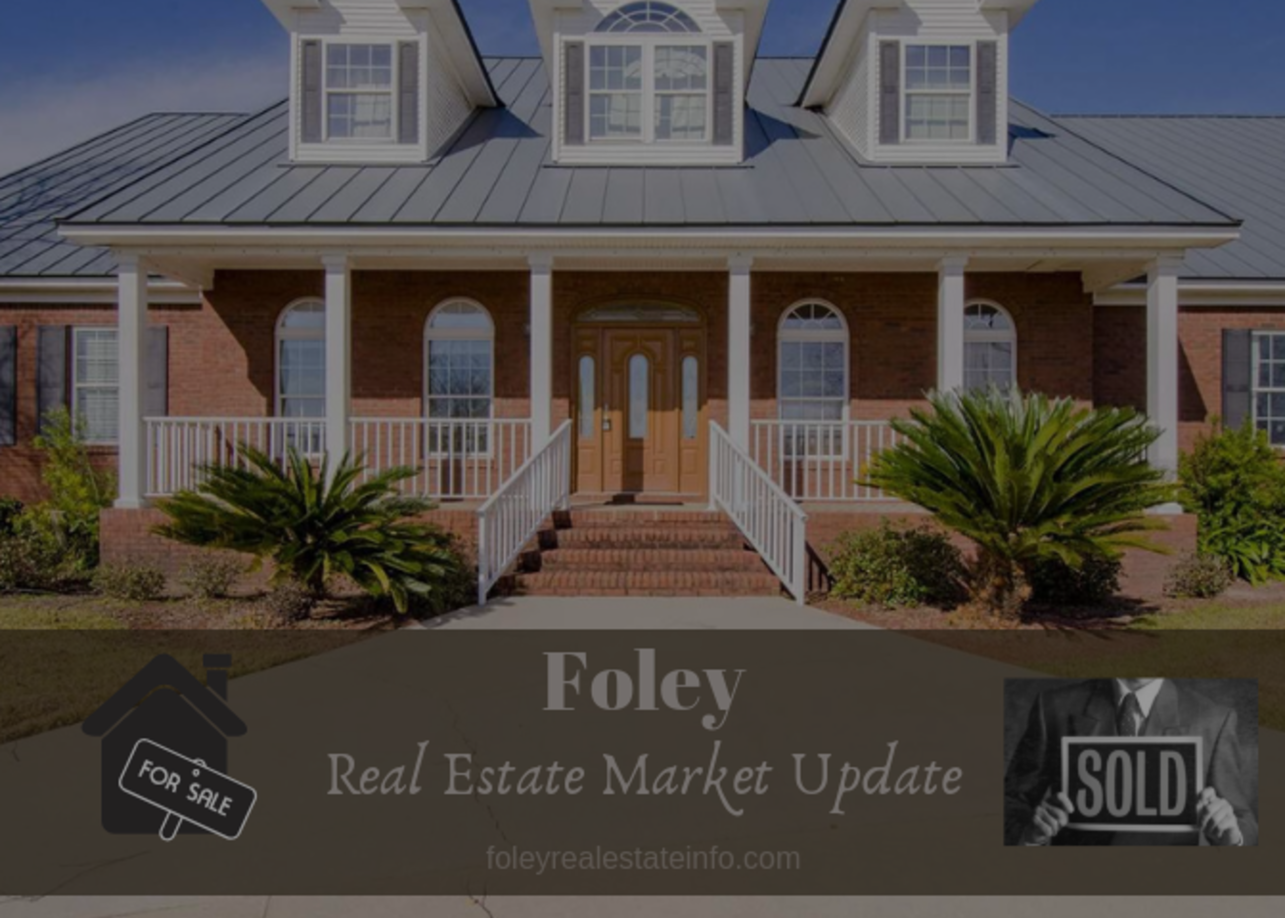 Foley Real Estate Market Update – April 2019