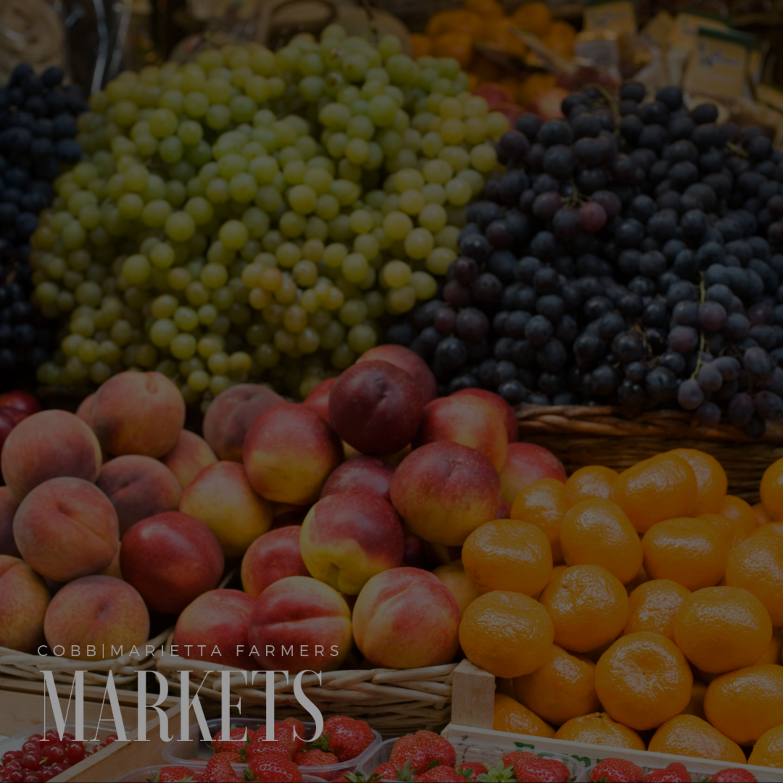 Cobb | Marietta Farmer's Markets