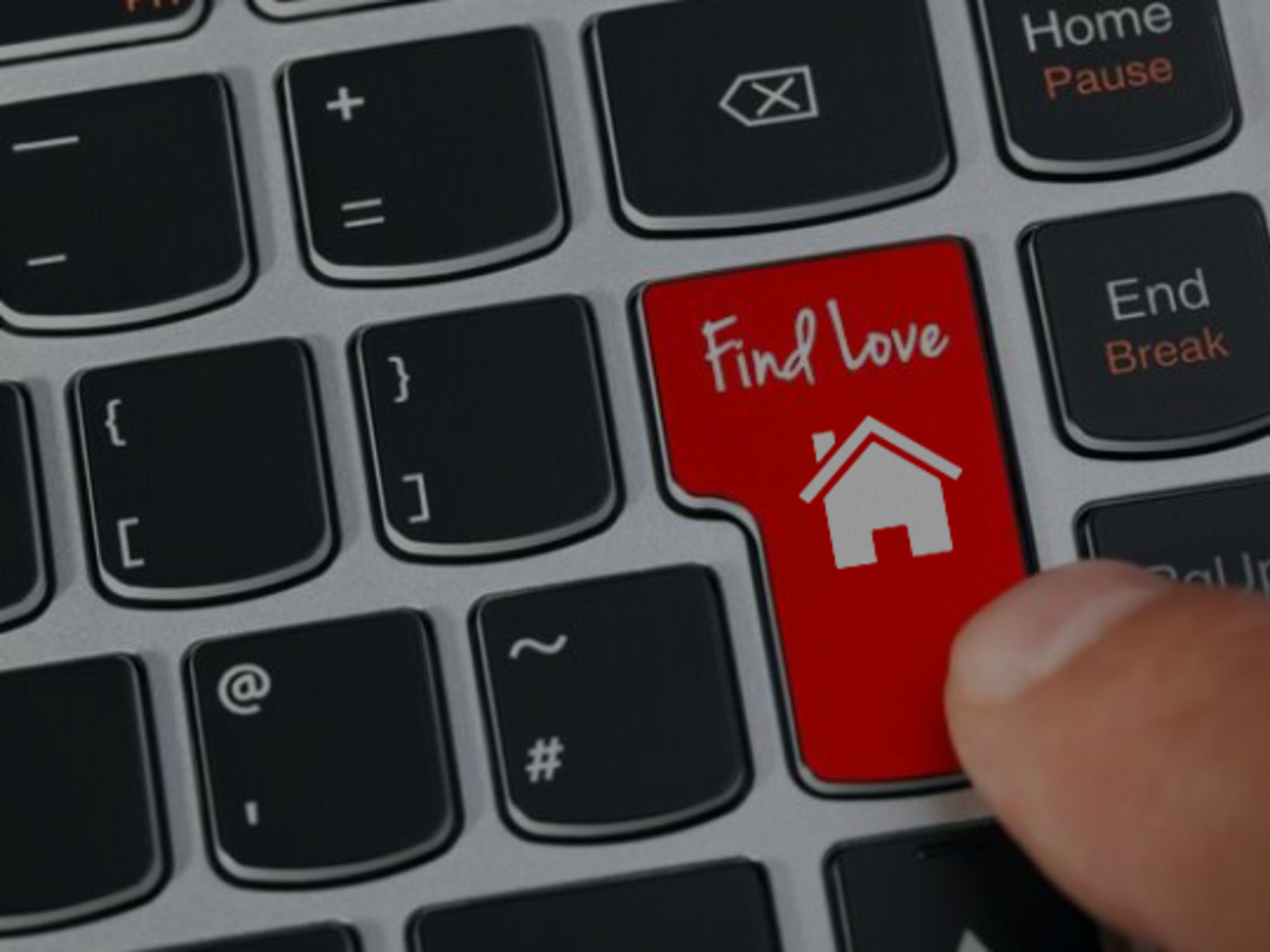 What Does Buying A House & Using A Dating App Have in Common?