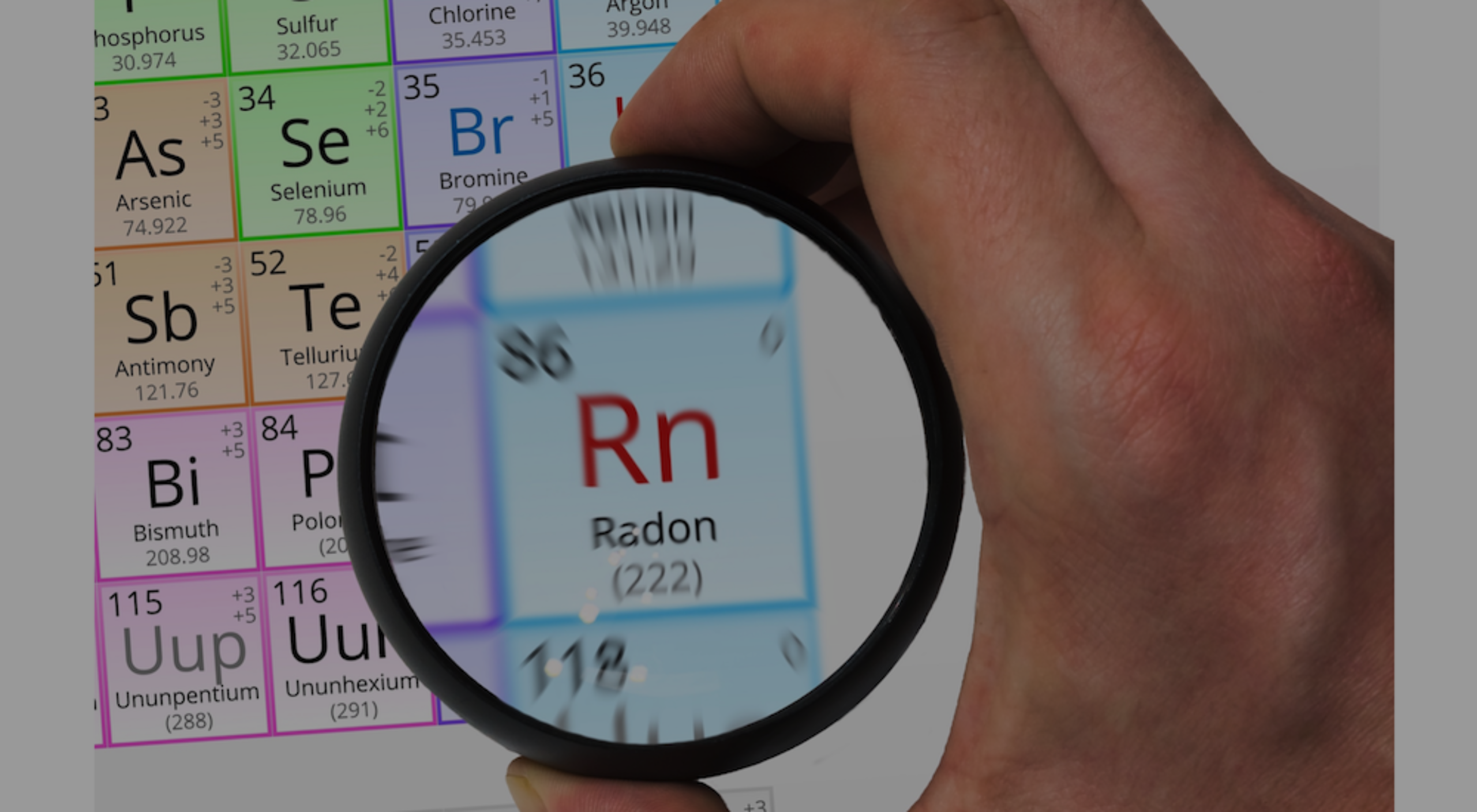 January is National Radon Awareness Month