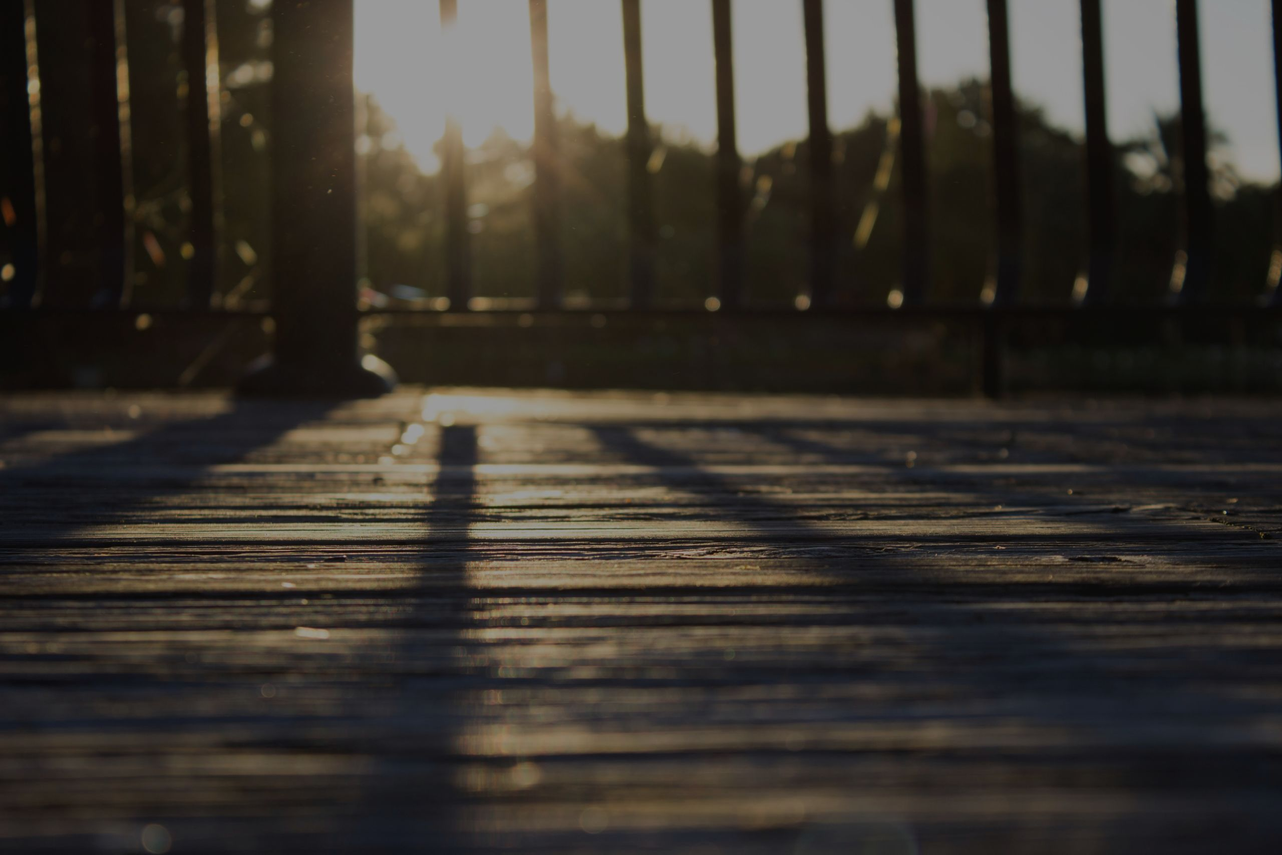 Tips for maintaining your wood deck