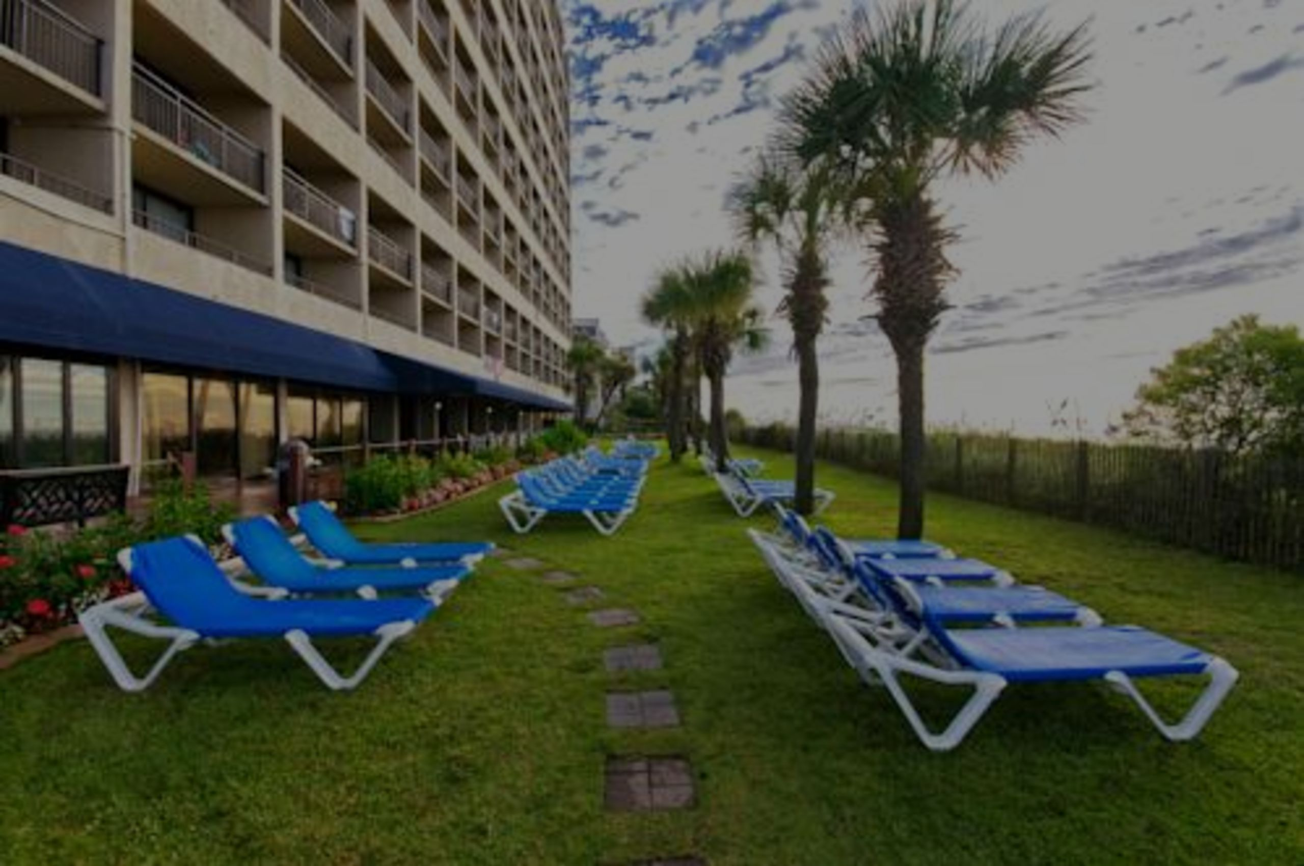 Ocean Reef Resort Myrtle Beach