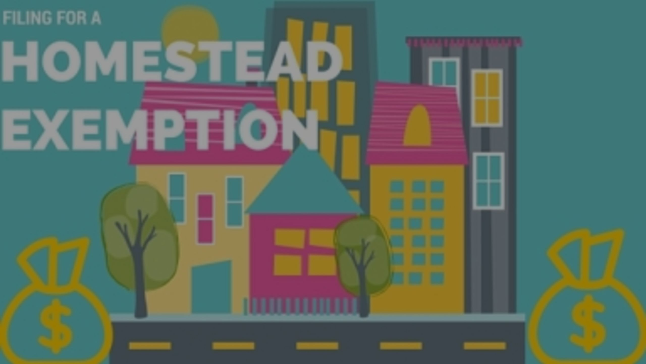 Homestead Exemption Time