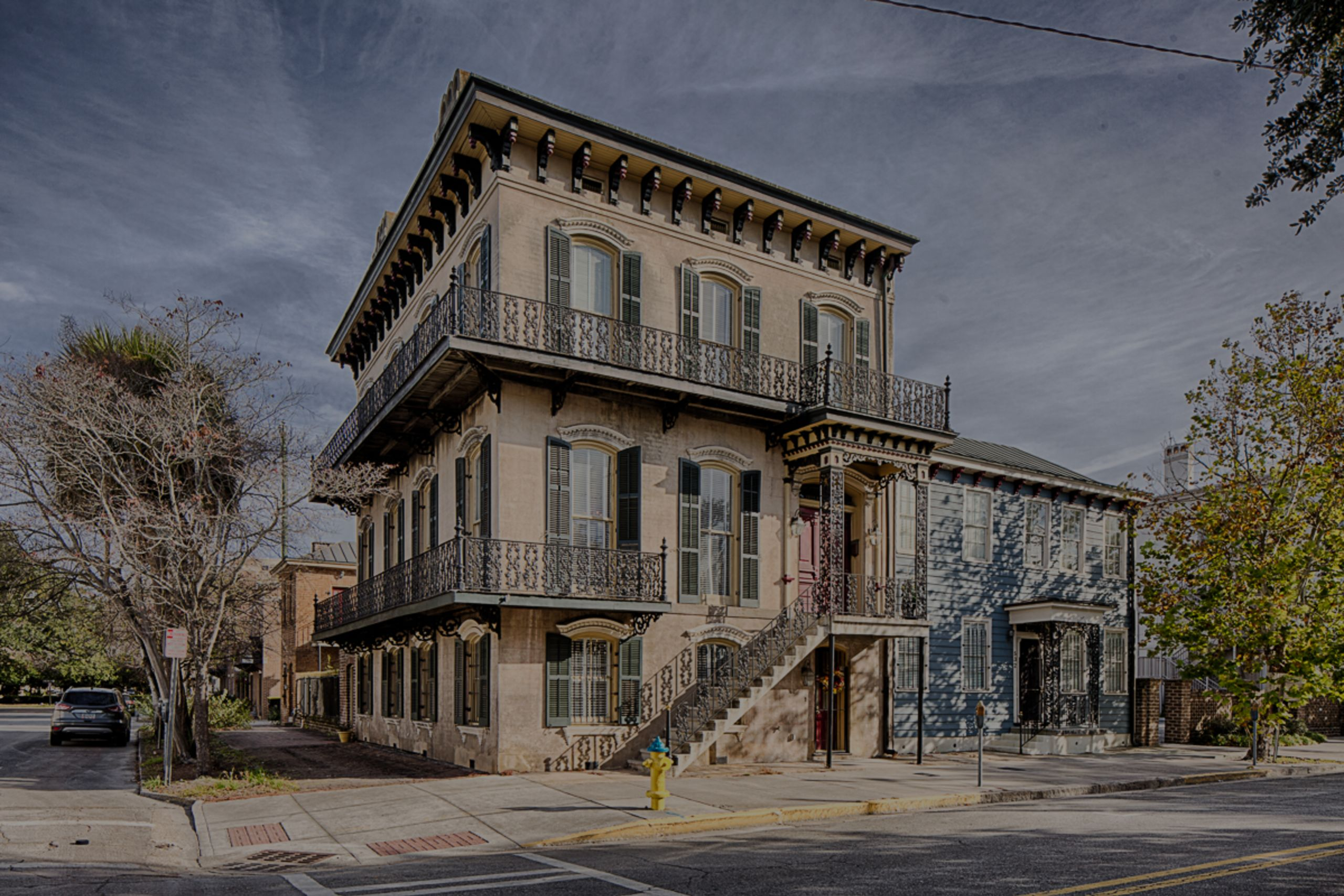 Architectural Gem on Broughton Street