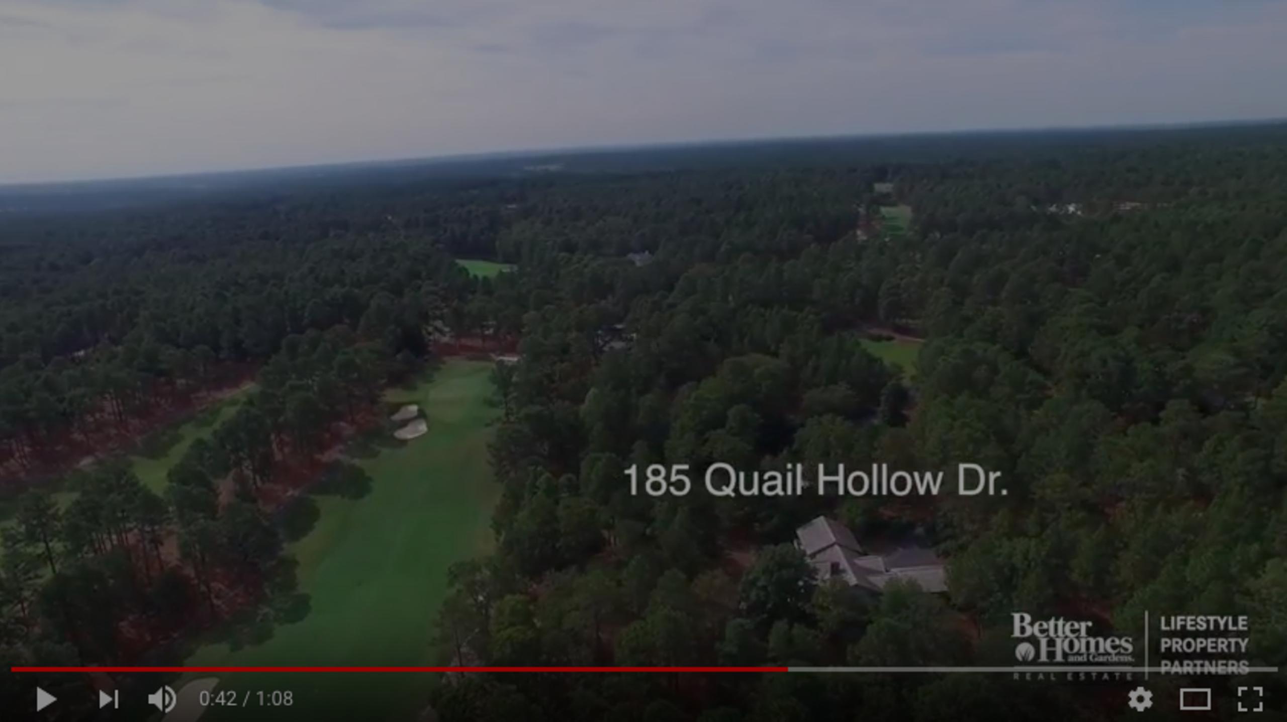 185 Quail Hollow Drive