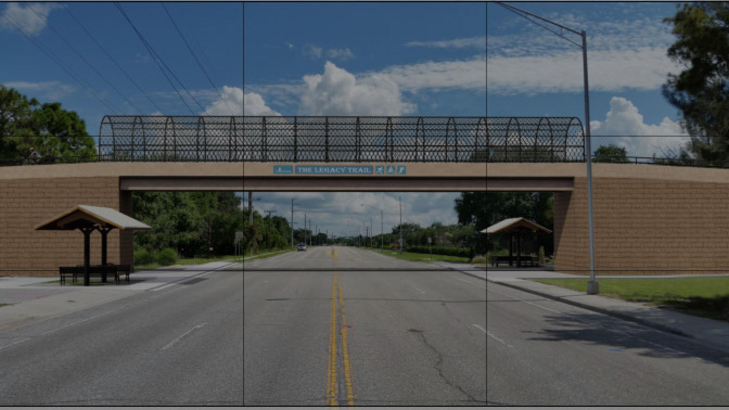 UPDATE: Legacy Trail overpass on Laurel Rd in Nokomis