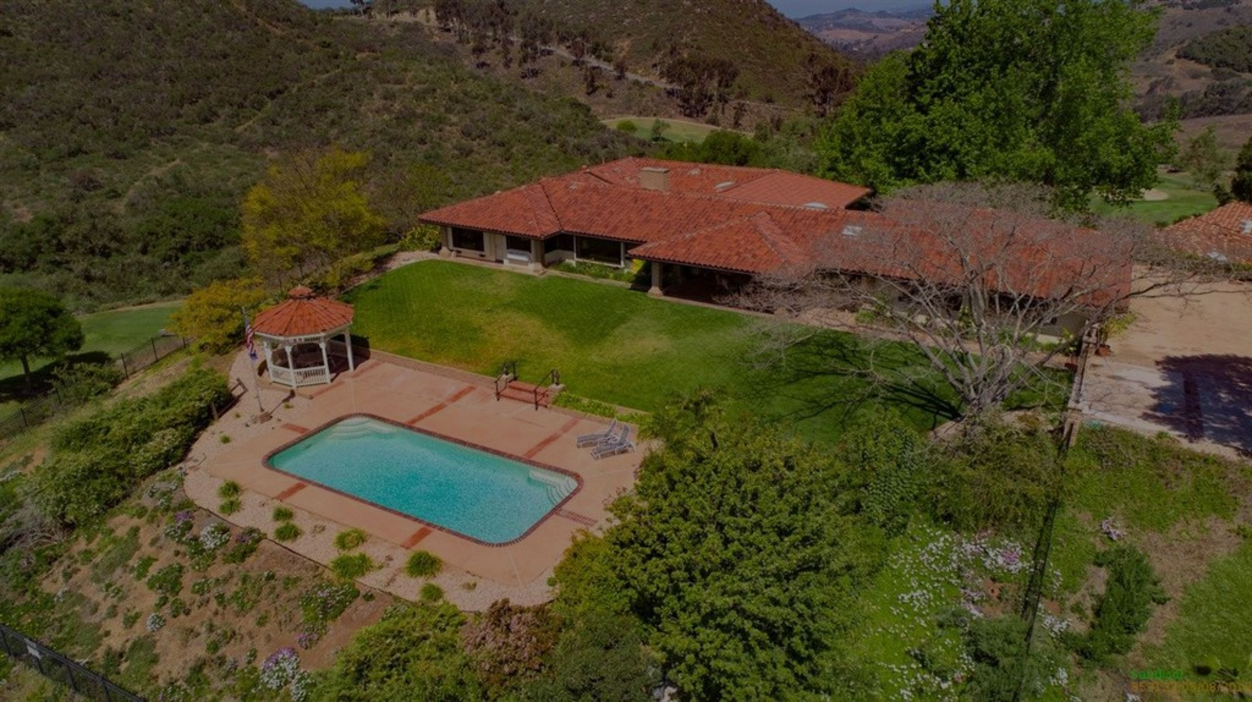 SOLD! Premier location on Vista Valley Golf Course