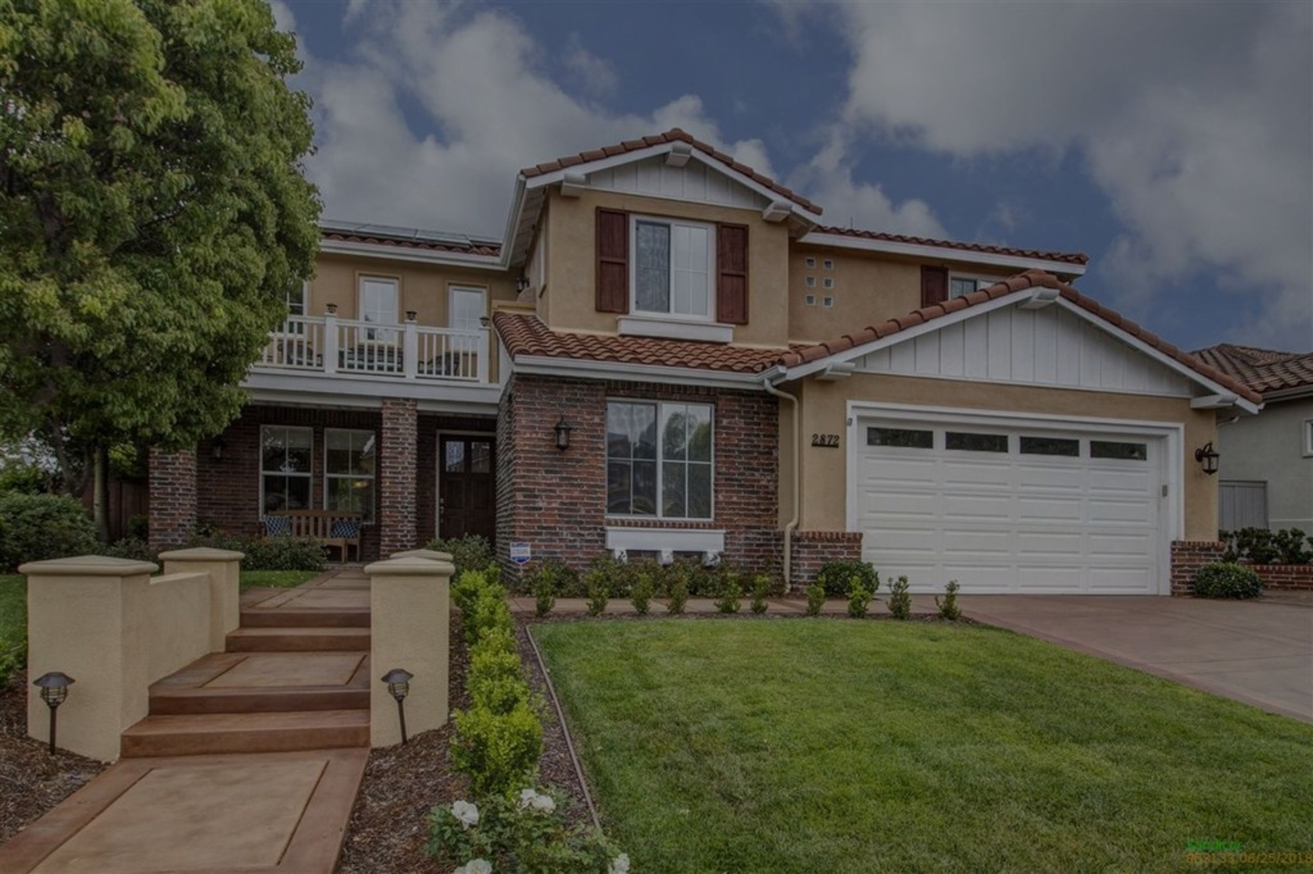 SOLD! Stunning La Costa Valley home!