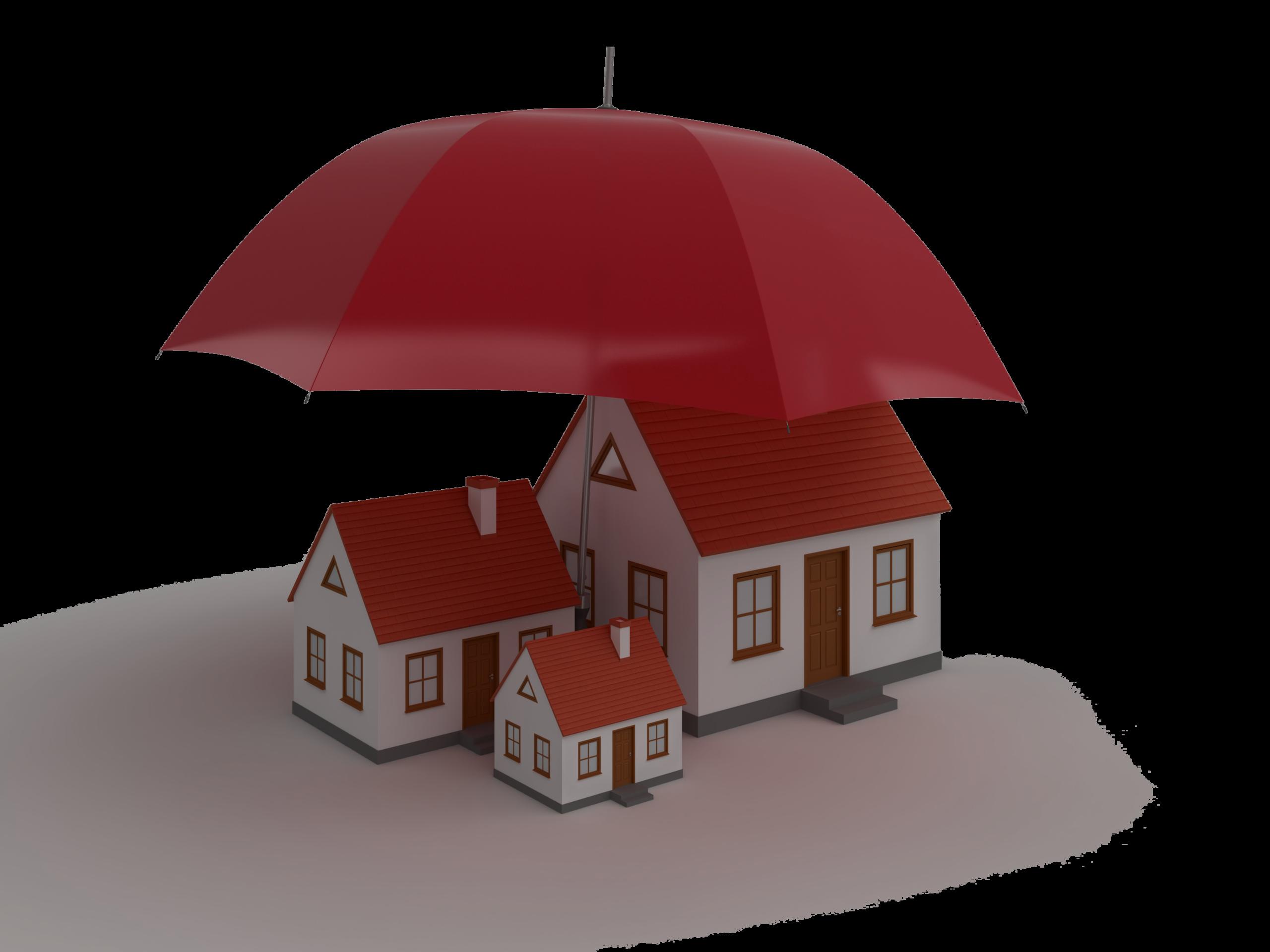 Disability insurance, life insurance: real estate the secret insurance tool