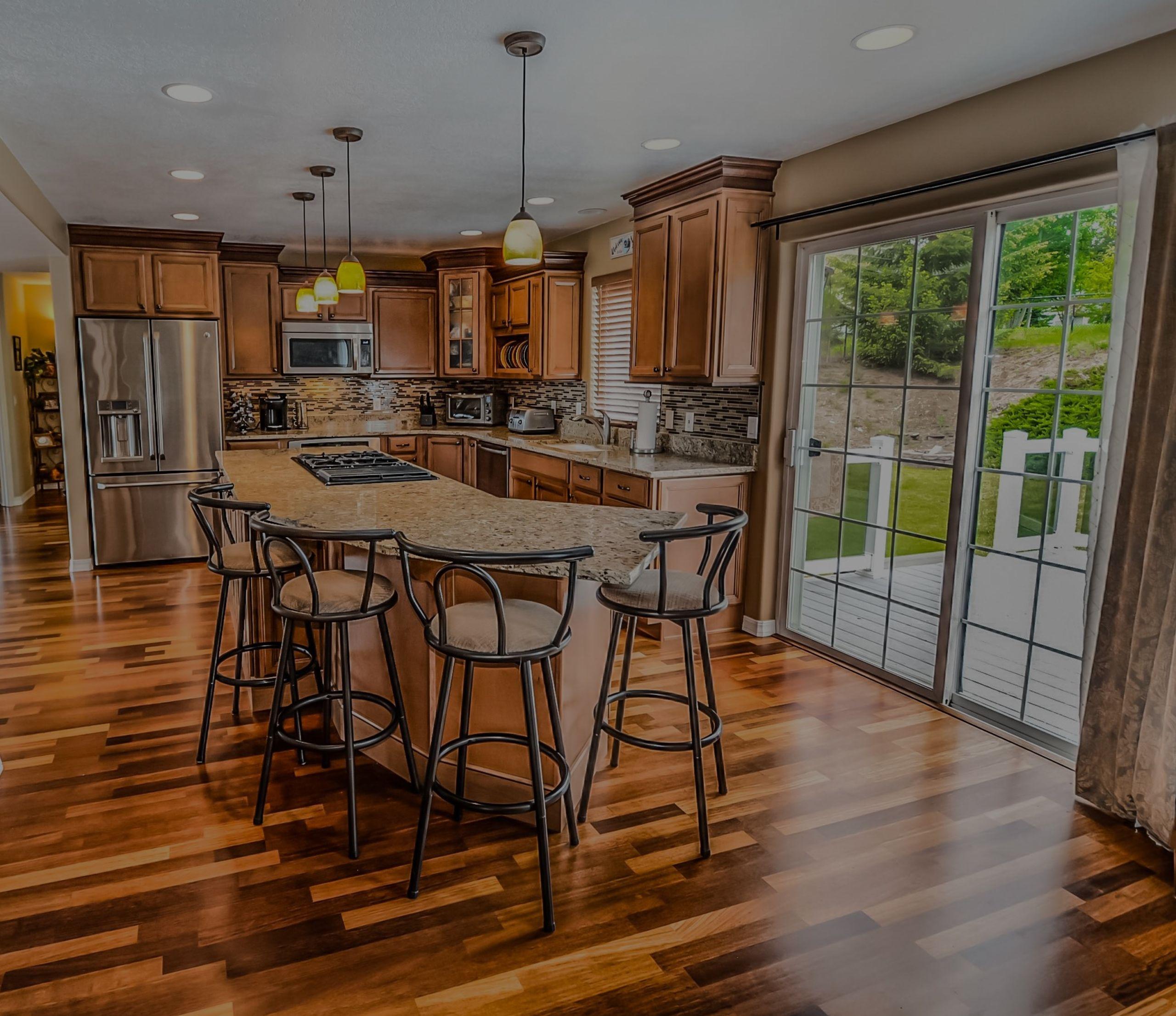 Happier Hardwood Floors