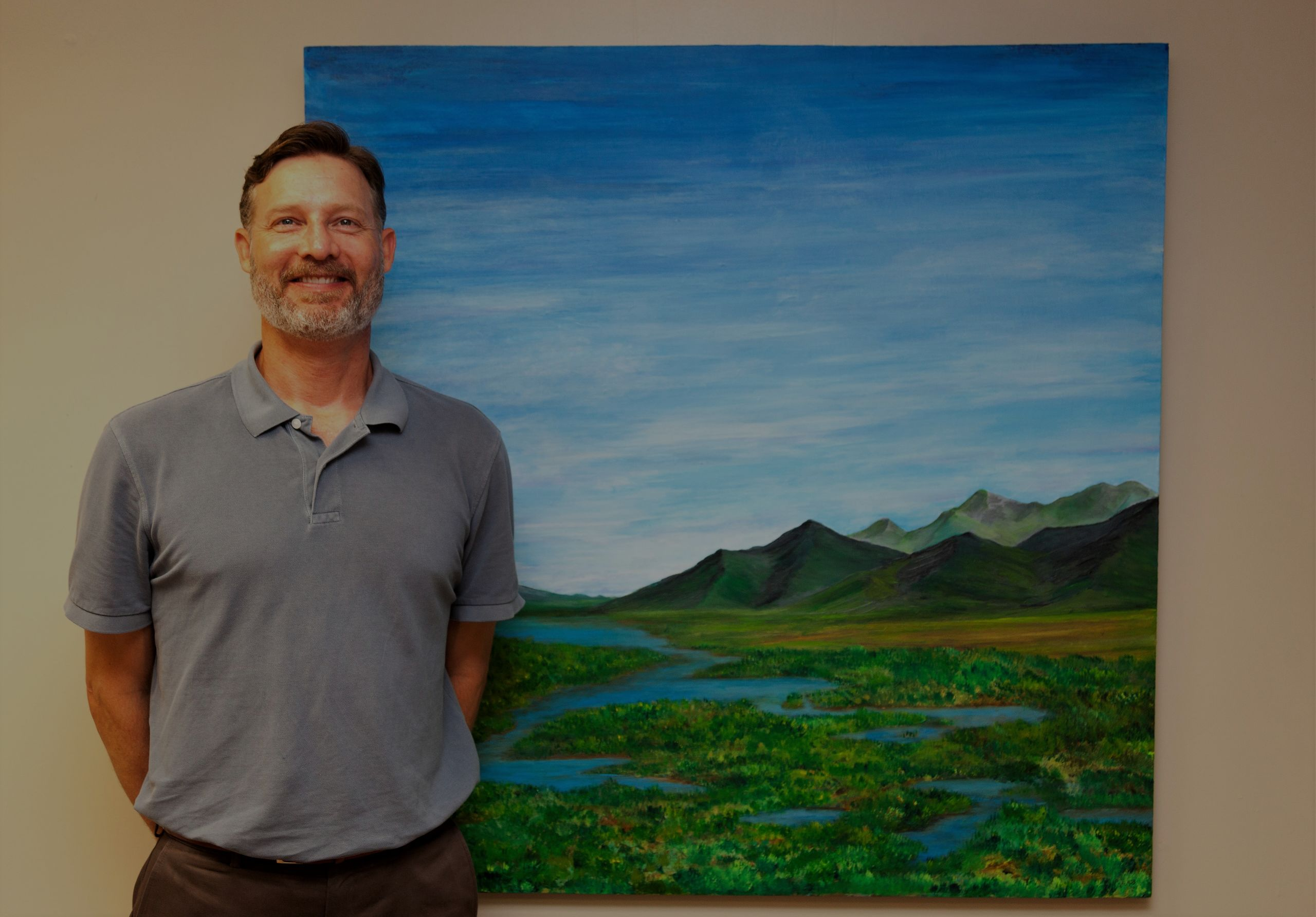 M. Scott Burnette, Charlotte Landscape and Abstract Artist