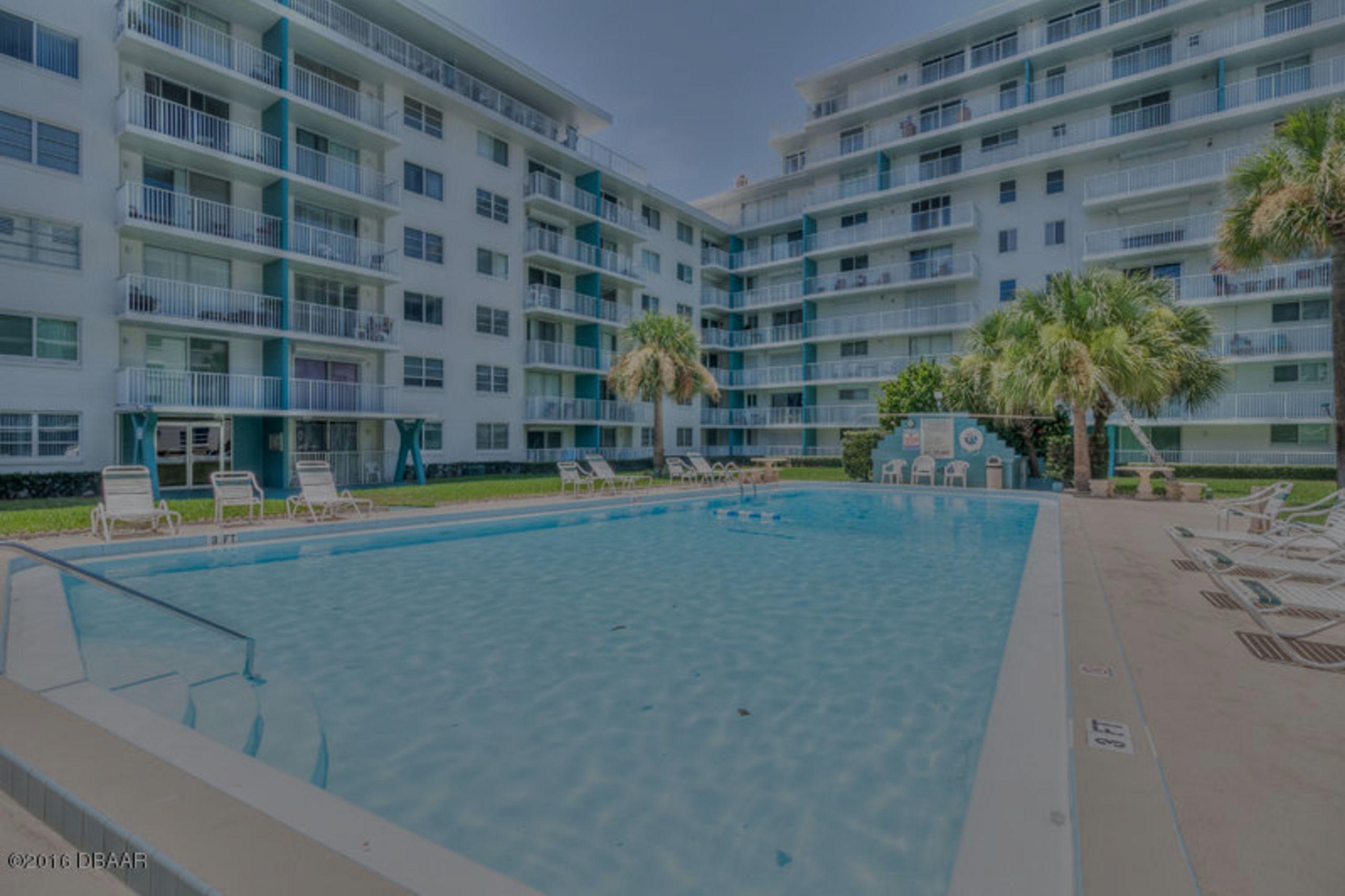 Daytona Beach Bellair Condo for Sale