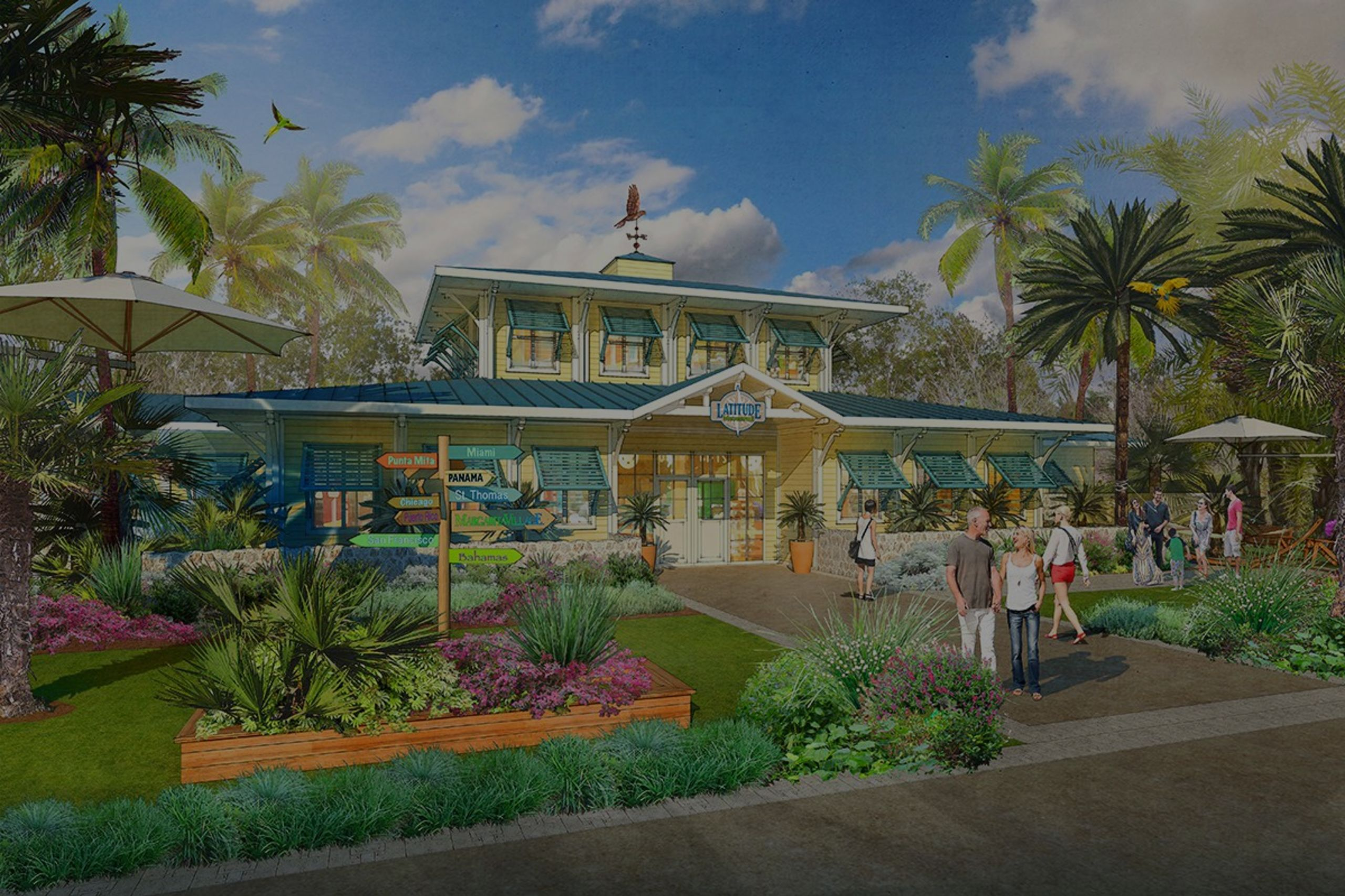 New Homes for 55 And Over LATITUDE MARGARITAVILLE