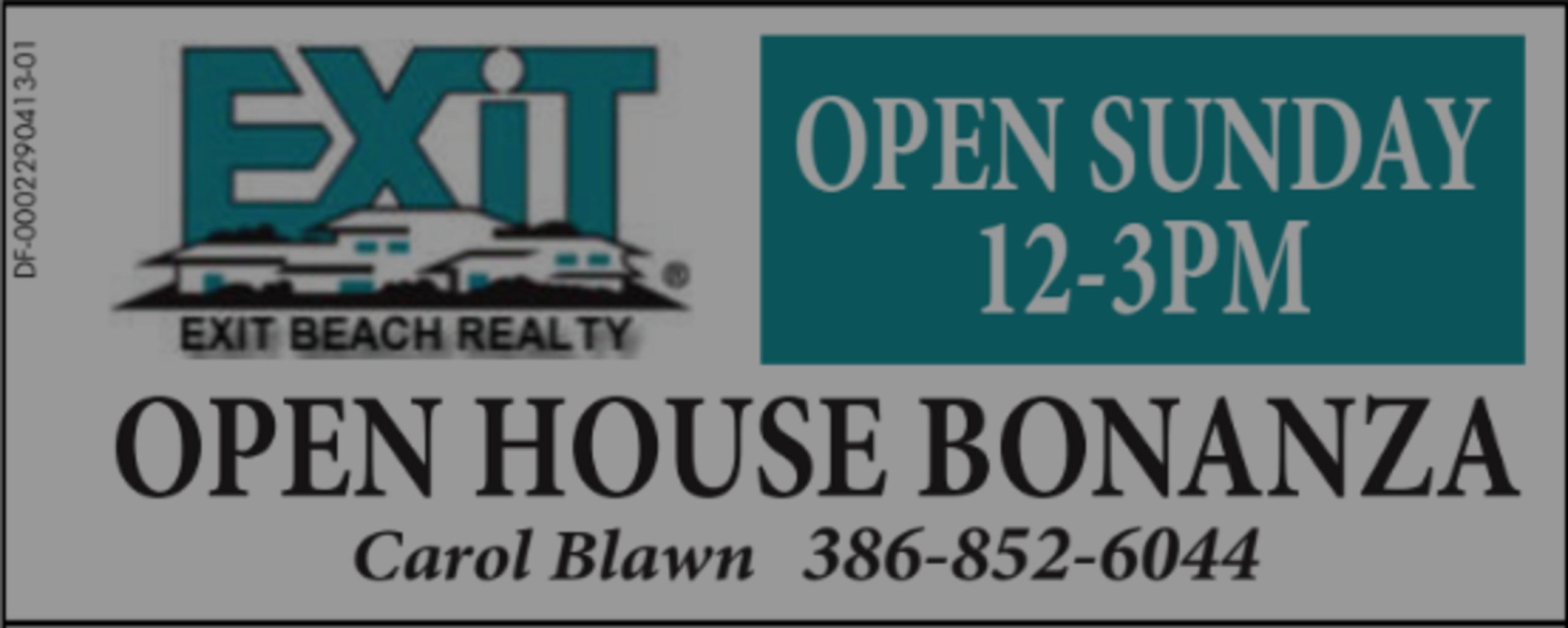 EXIT Beach Realty's Open House Bonanza