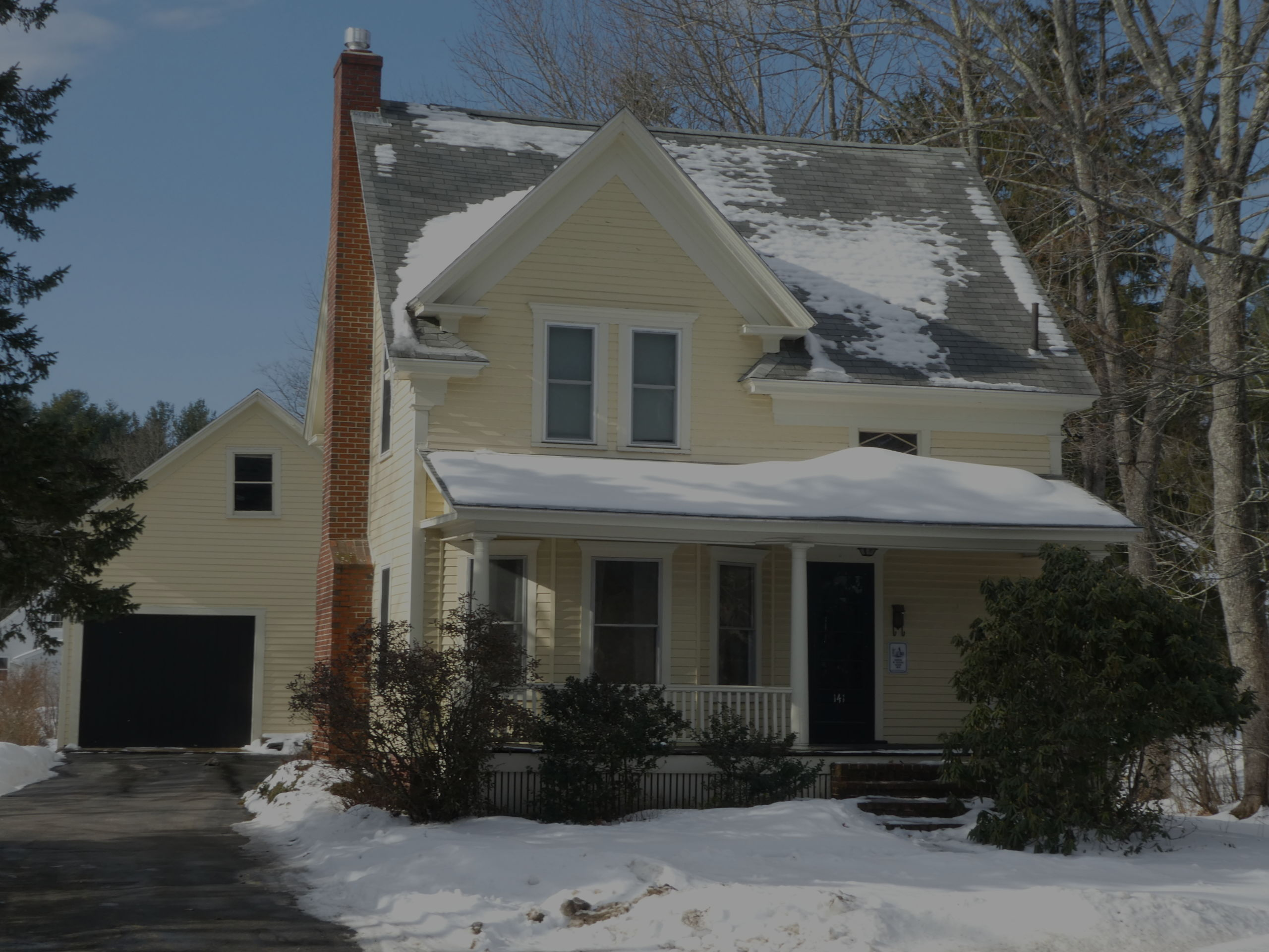 New to Market – Antique home in Gorham Village