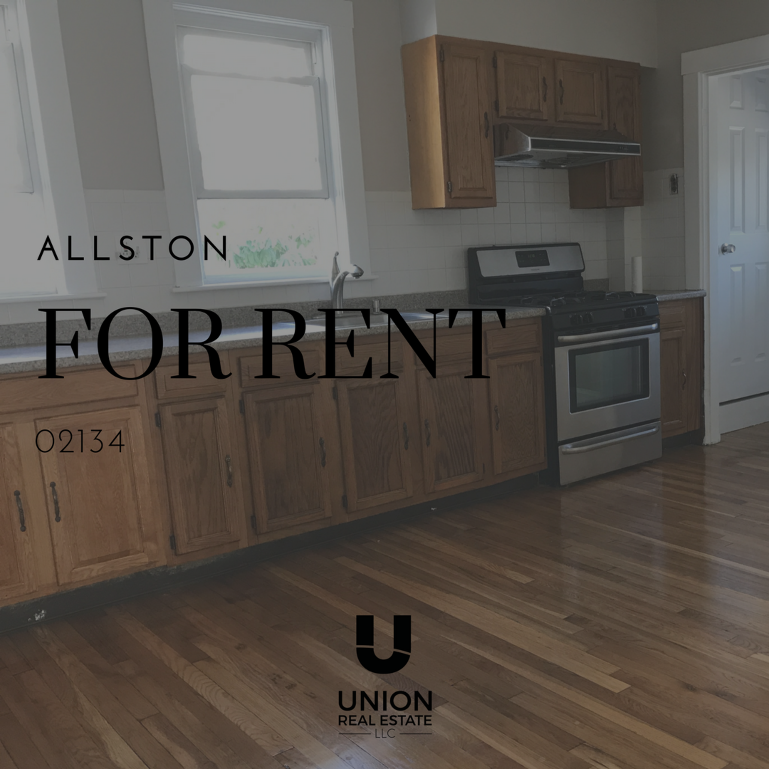 FOR RENT! Spacious 3 bedrooms in vibrant Allston area