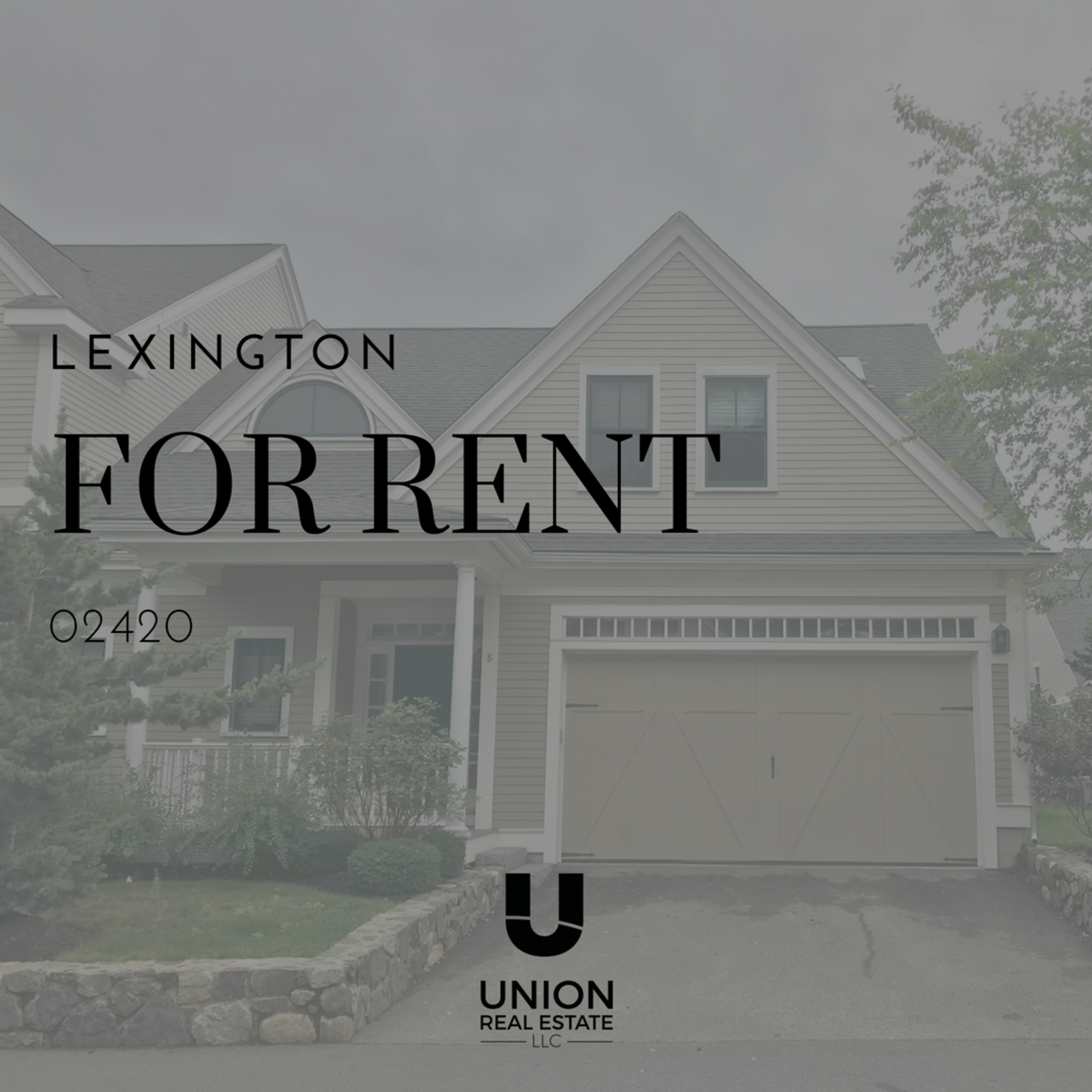 FOR RENT! Grand Townhouse in desired Lexington