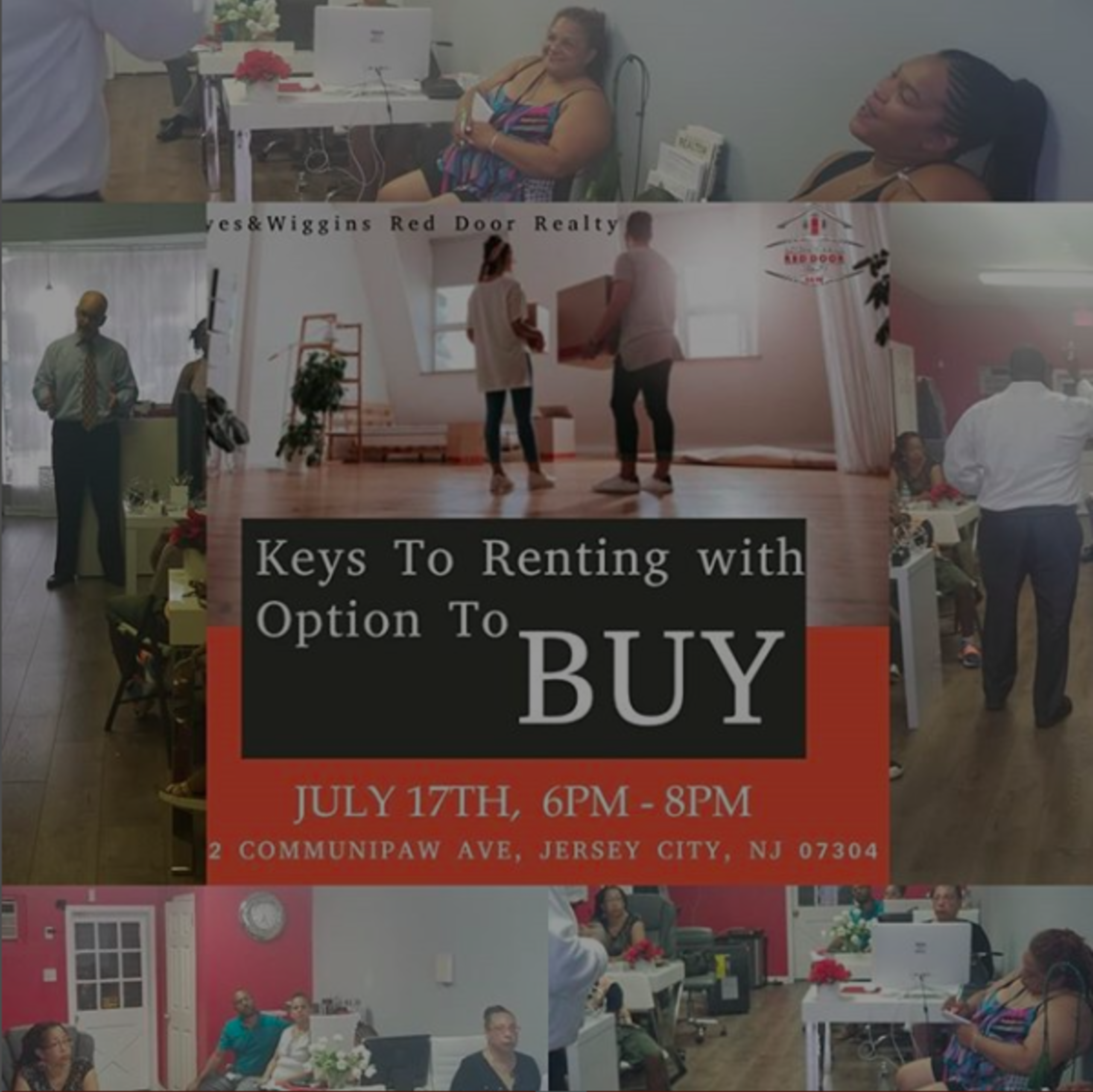 Keys To Renting With Option To Buy Workshop