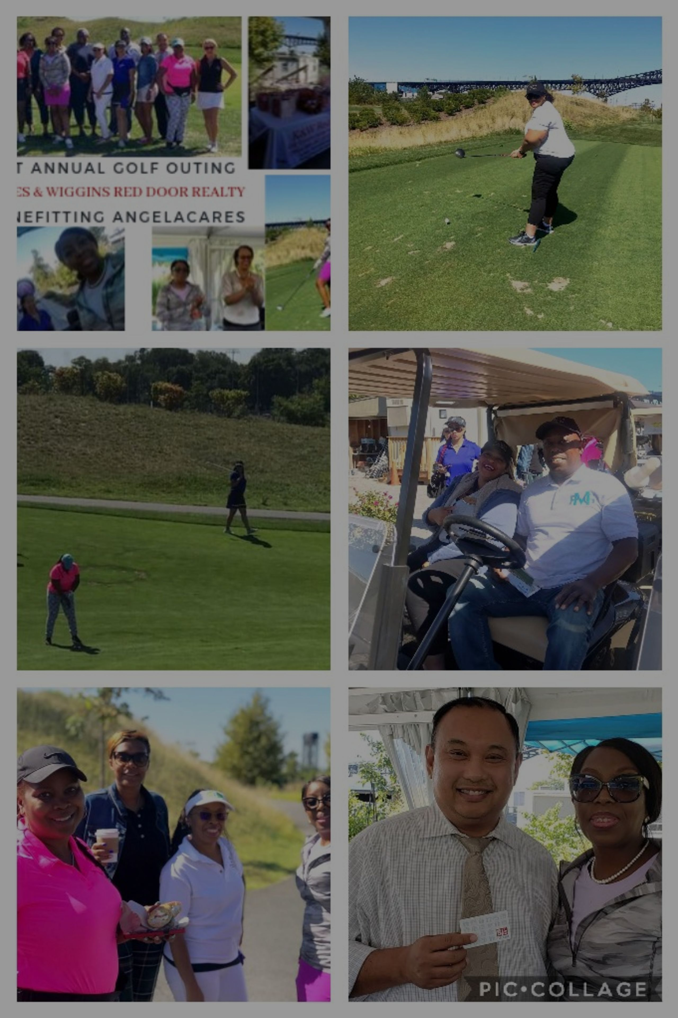 Keyes & Wiggins First Annual Golf Outing Benefitting AngelaCARES