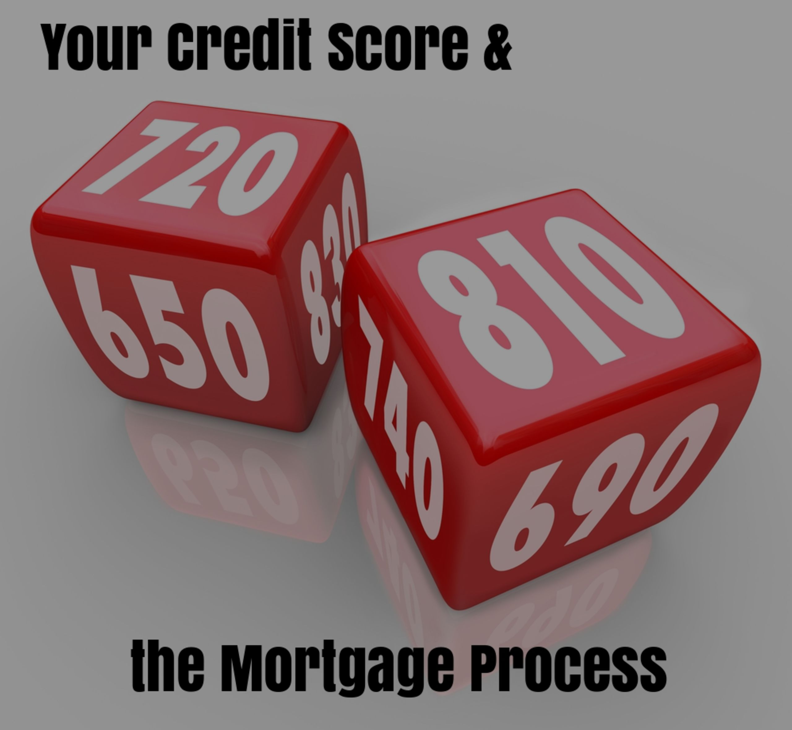 Your Credit Score and the Mortgage Approval Process