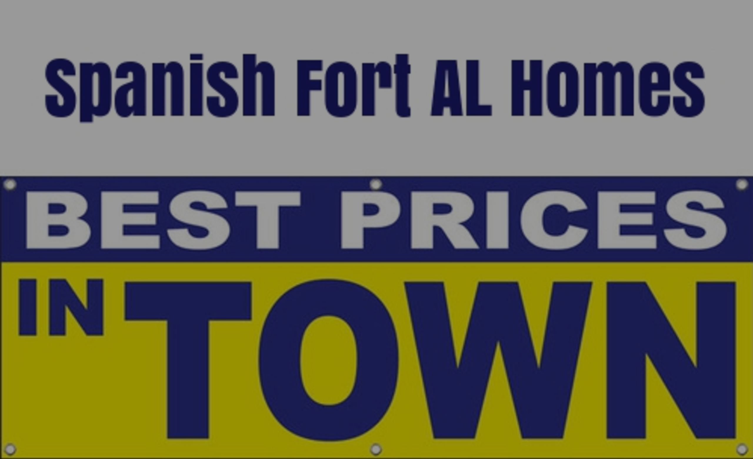 Best Real Estate Prices in Spanish Fort AL