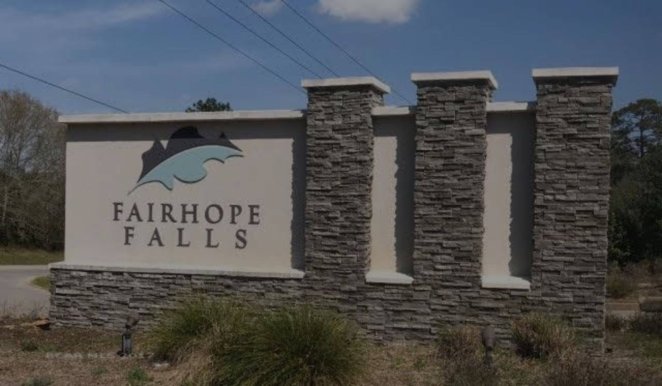 New Construction in Fairhope Falls