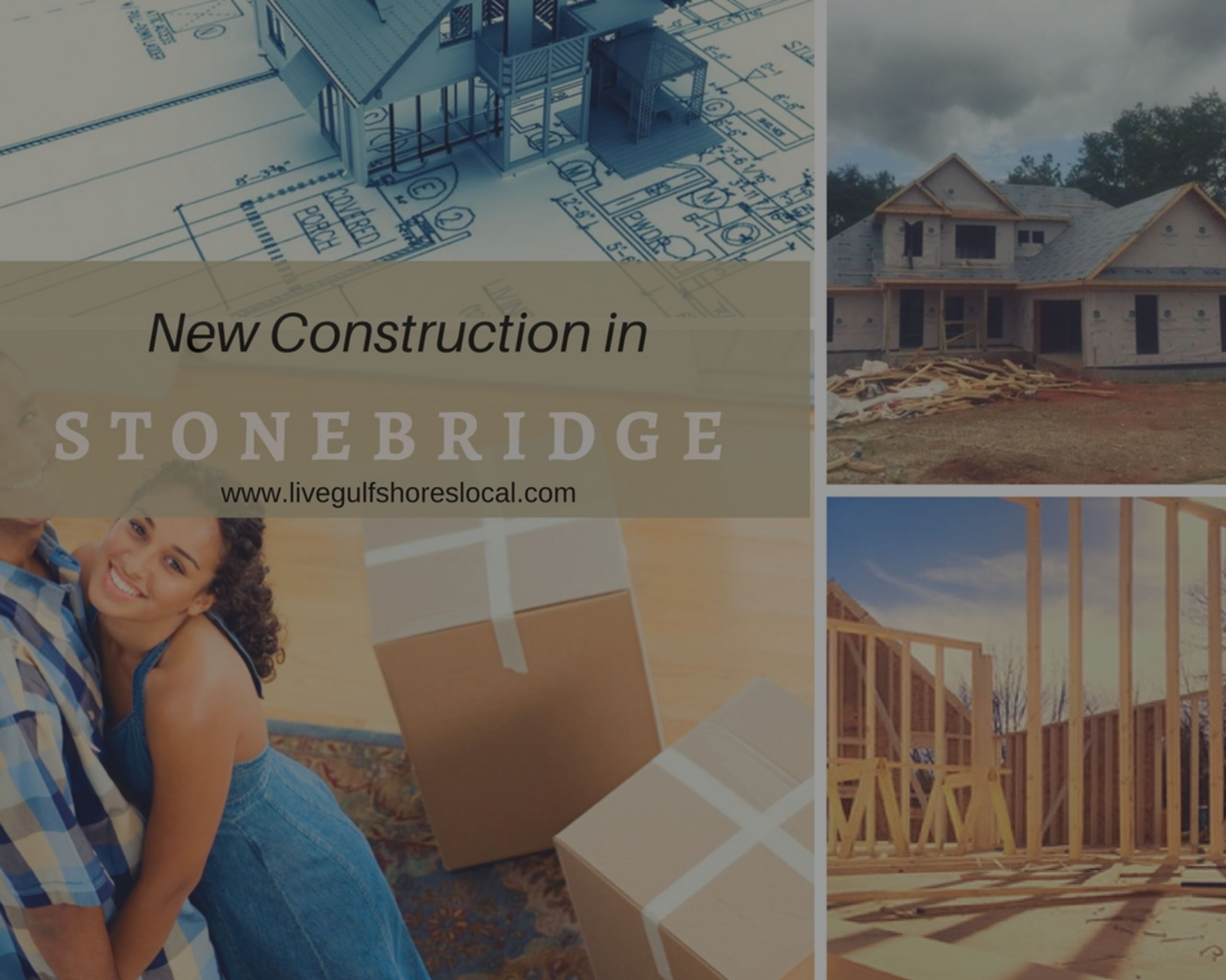 New Construction in Stonebridge of Spanish Fort