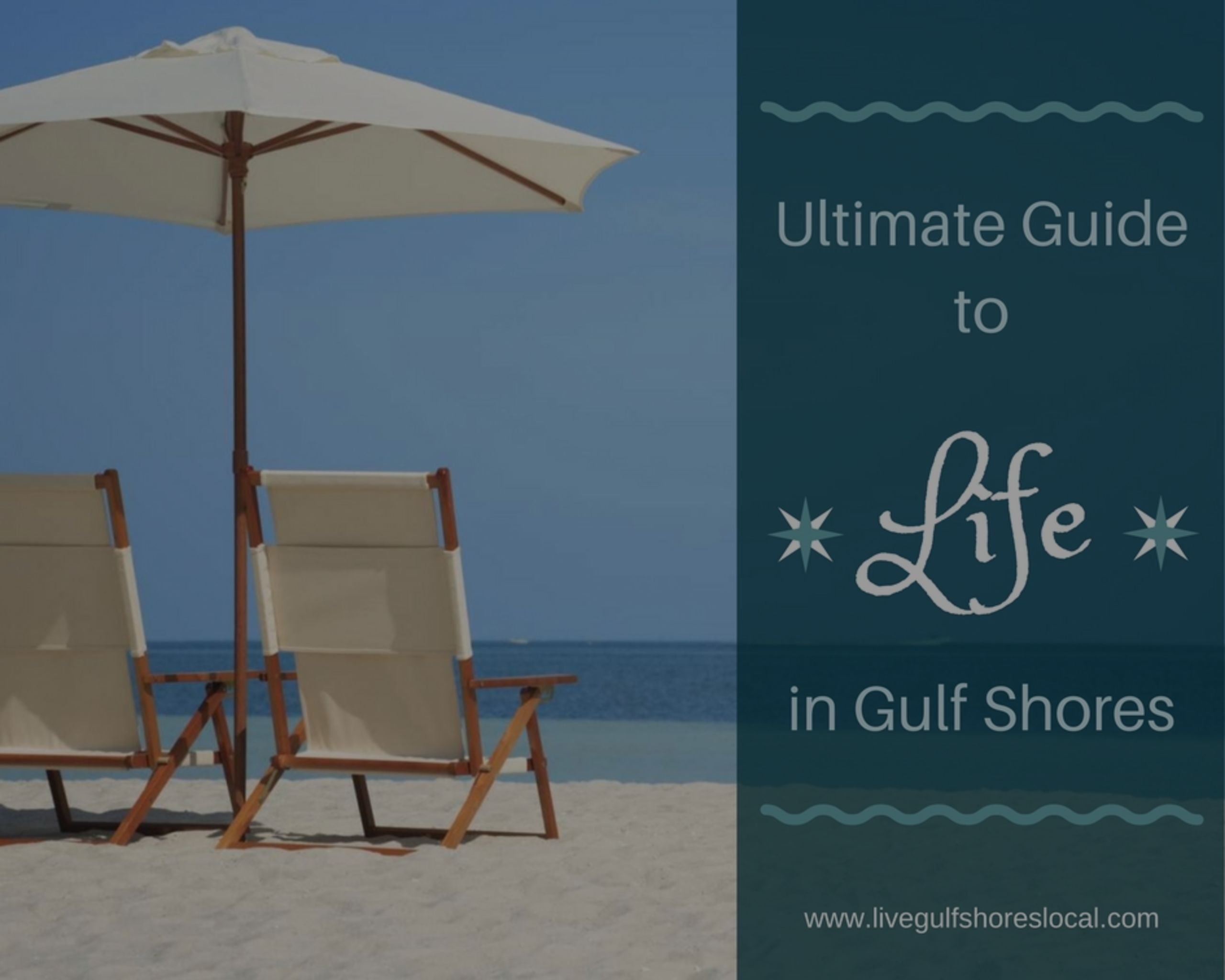 Moving to Gulf Shores