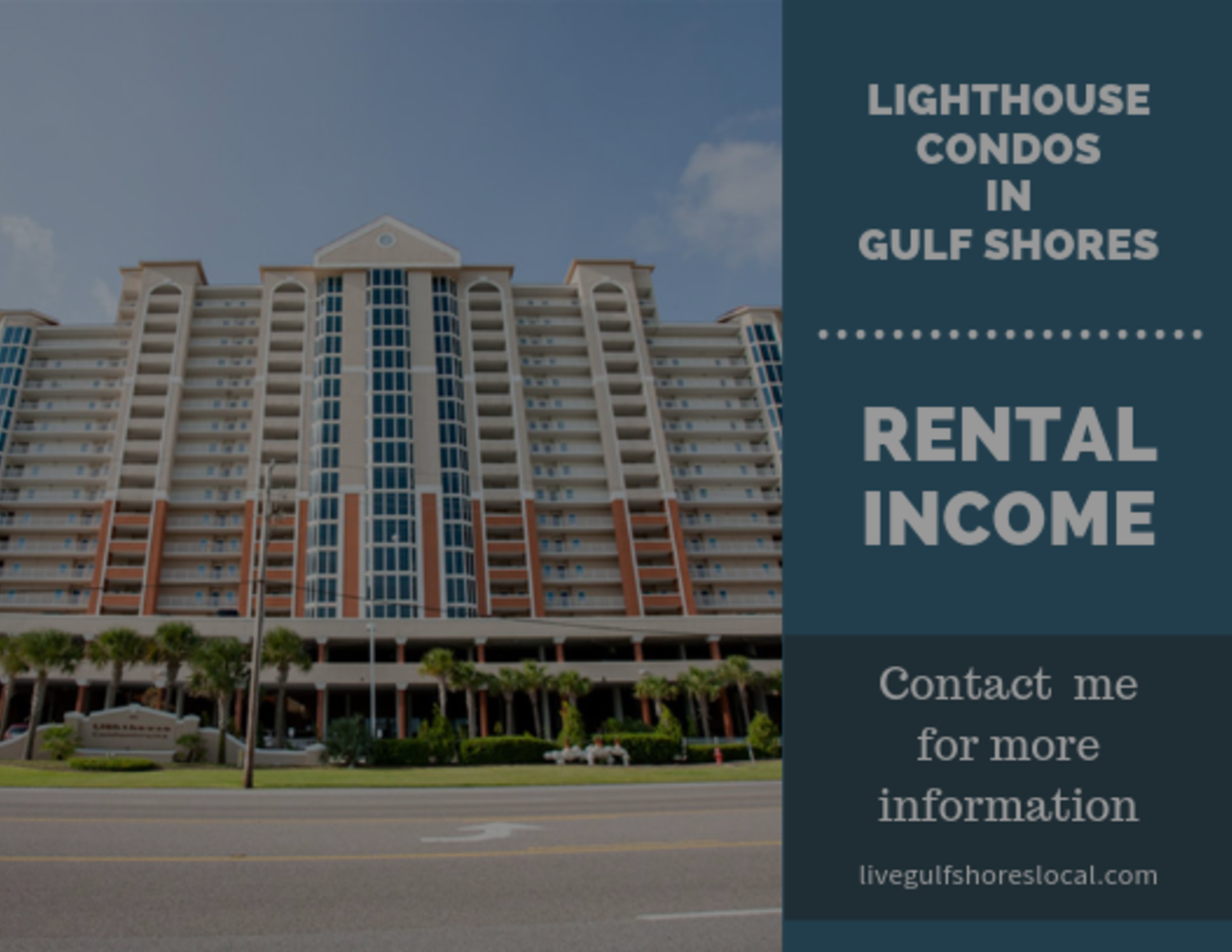 Rental Income for Lighthouse