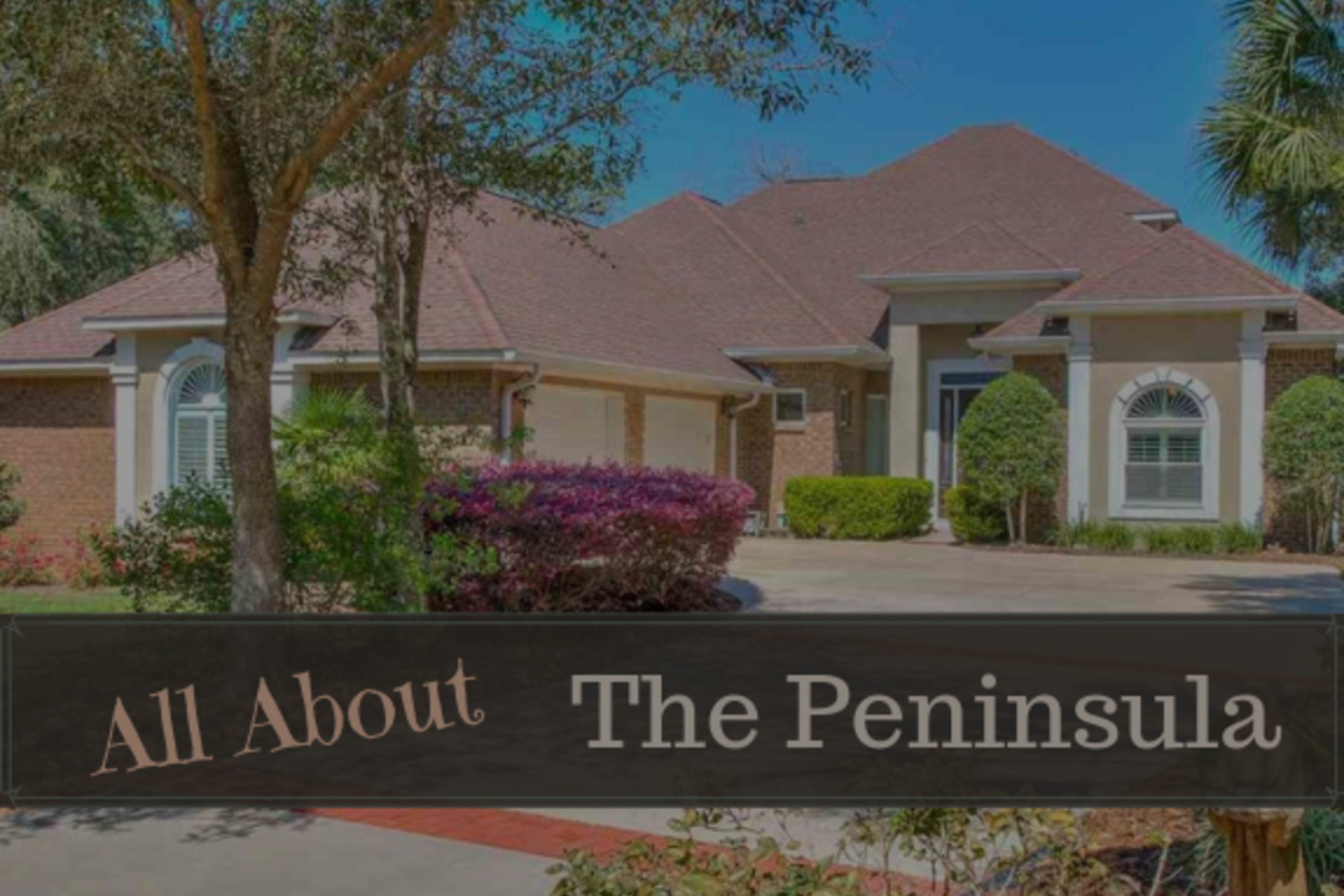 All About The Peninsula