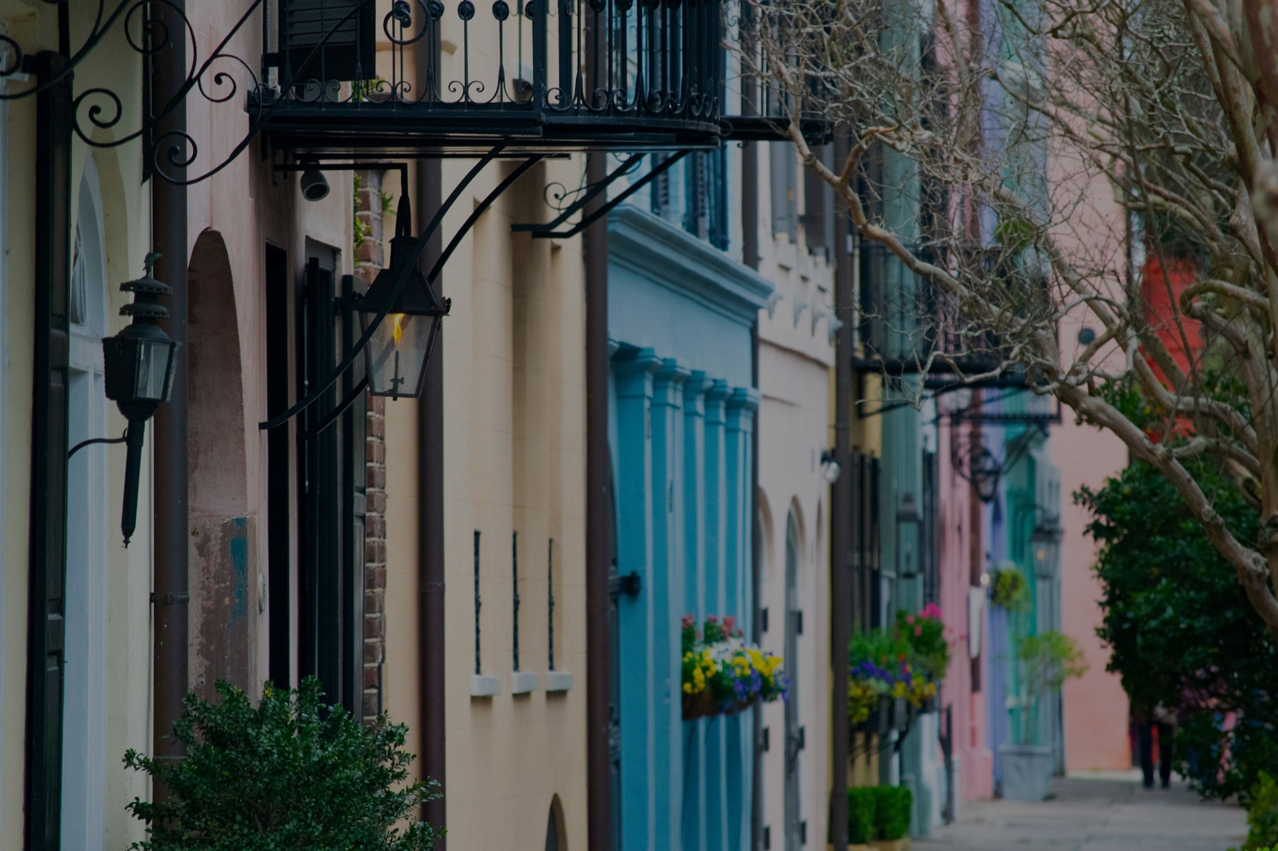 Vacation Home Hotspots in Charleston