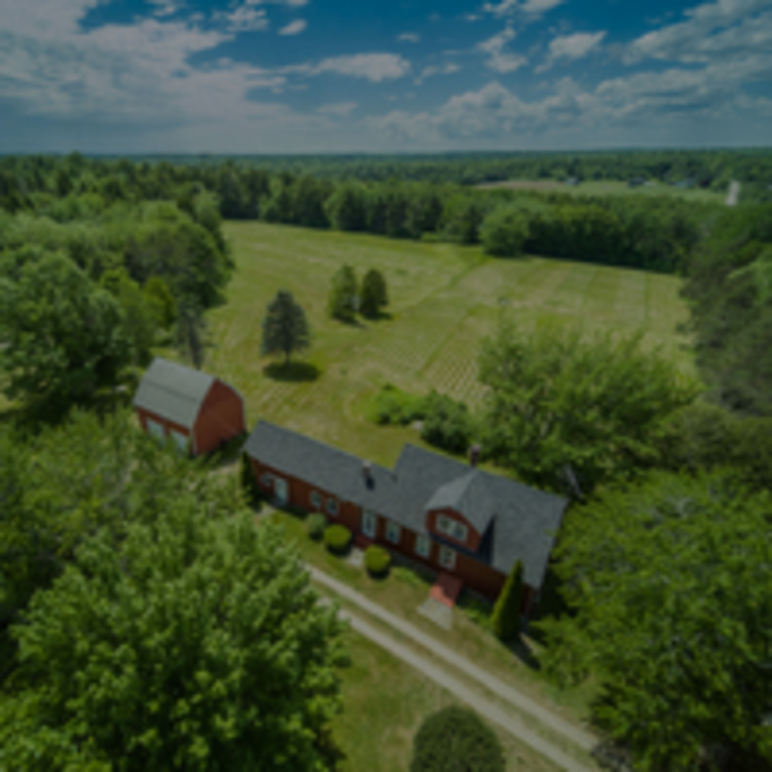 76 Cross Road, Cushing: 1815 Farmhouse on 58 Acres