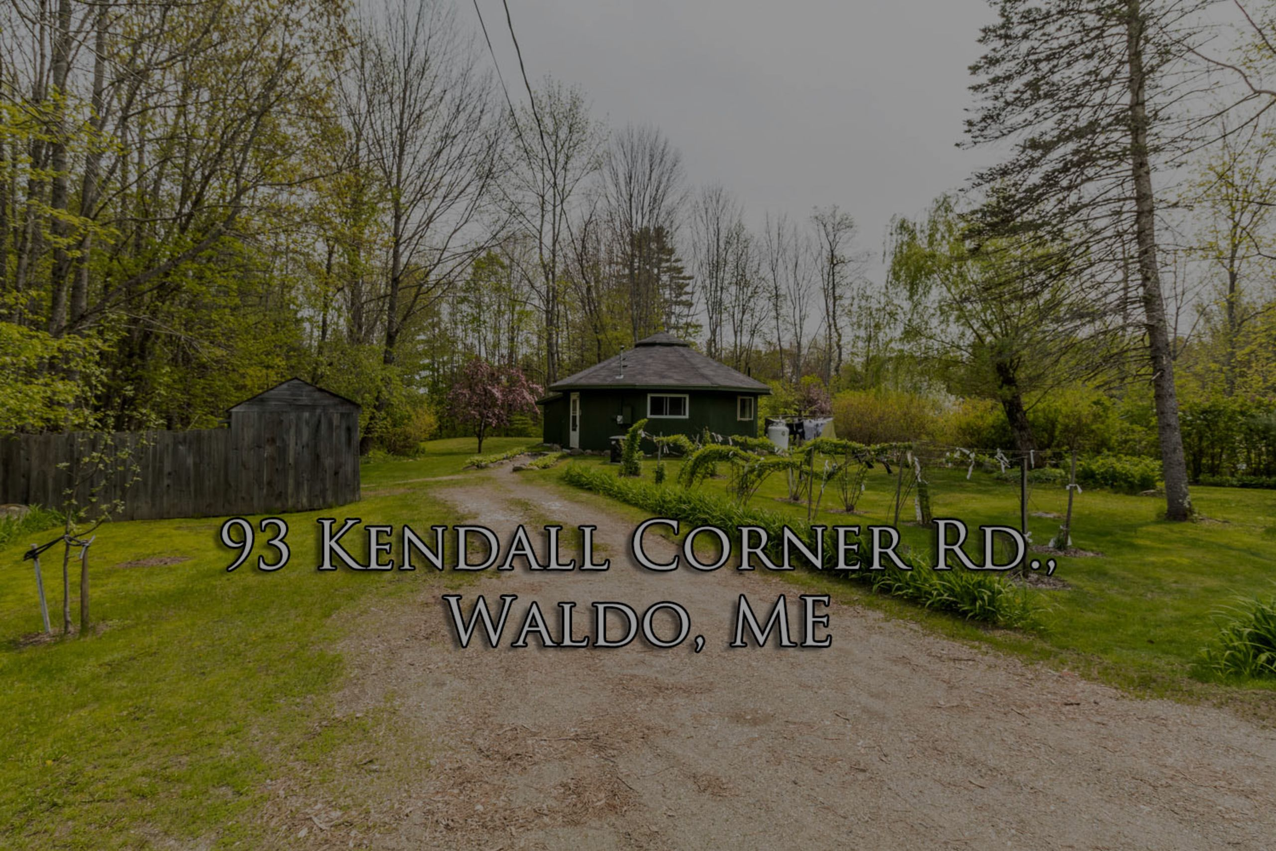 Simple Living: 93 Kendall Corner Road, Waldo Maine