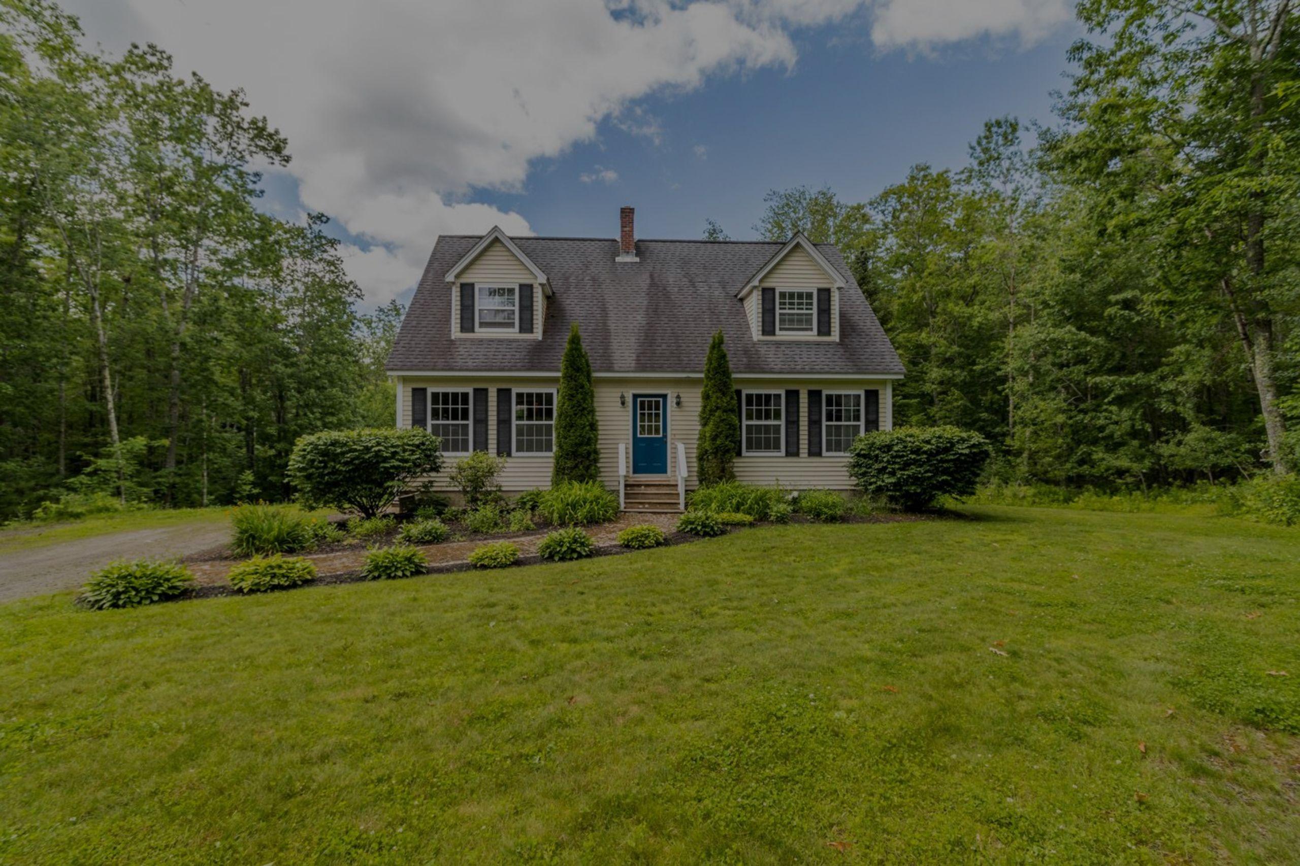 255 Arboretum Park Drive, Warren; Cape style home