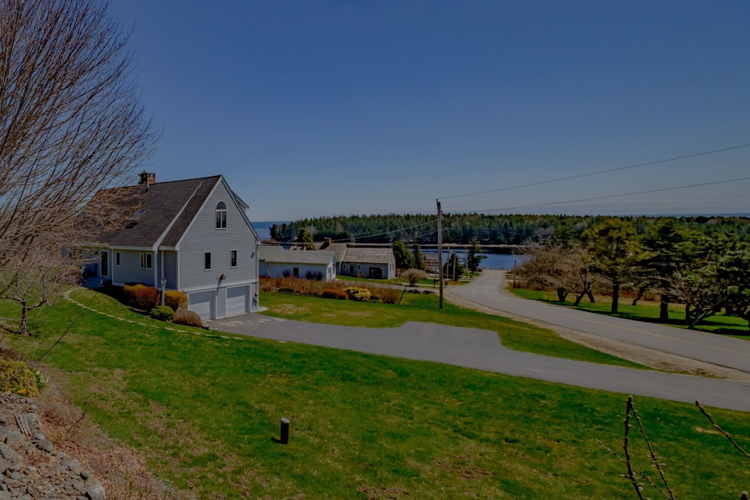 536 Ash Point Drive, Owls Head, Maine