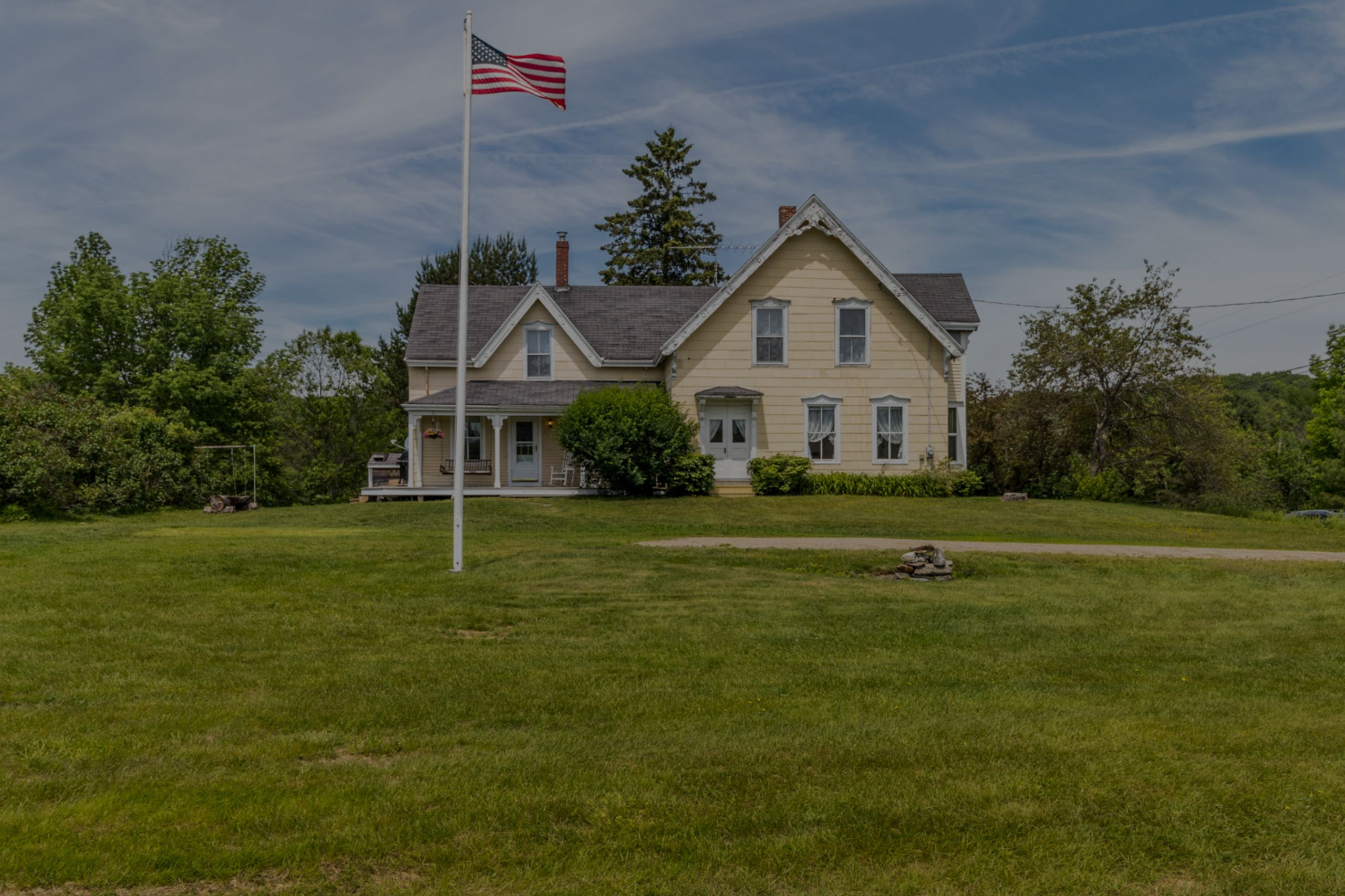 285 Camden Road, Appleton: Victorian Farmhouse on 30+ Acres