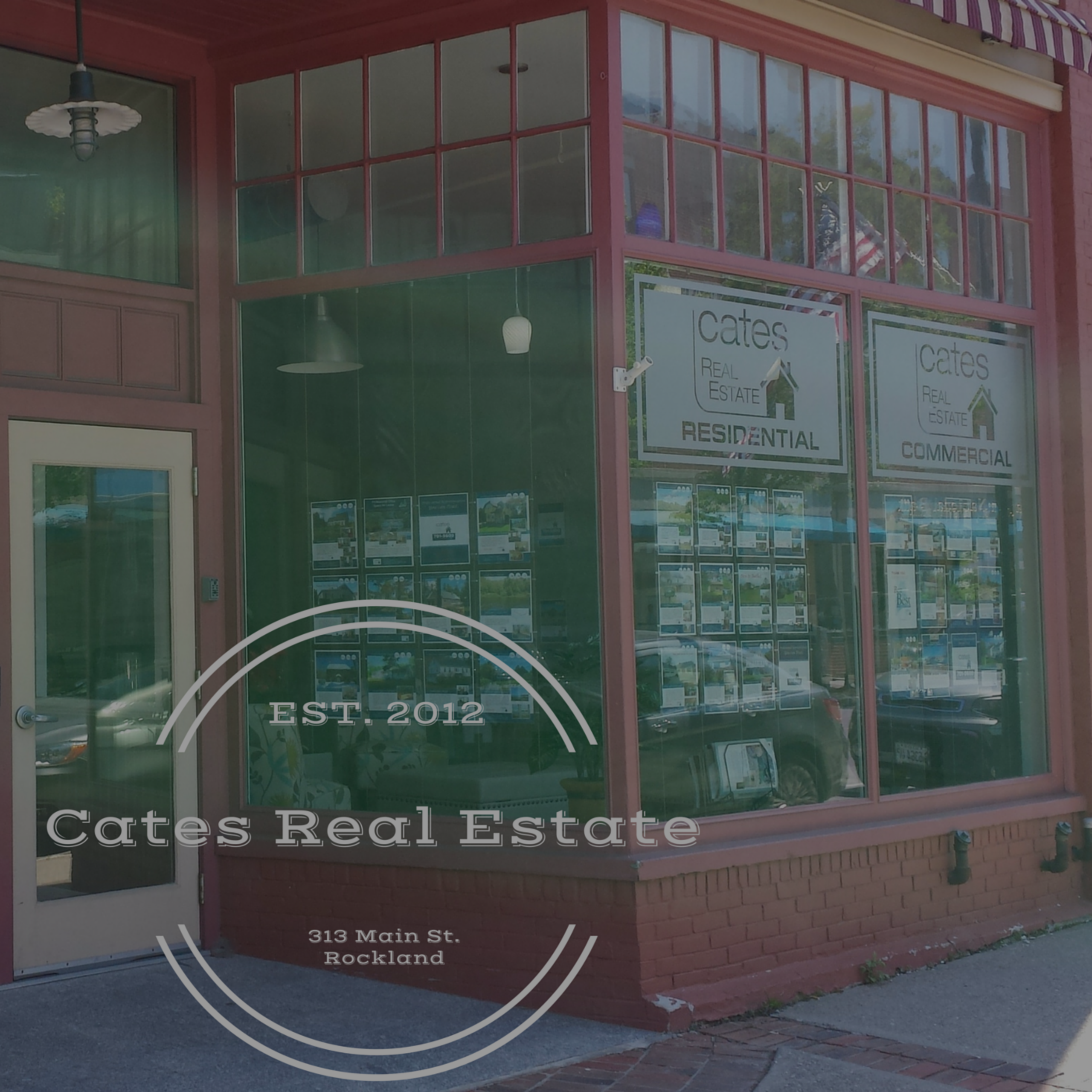 Cates Real Estate is on the Move: 313 Main Street, Rockland