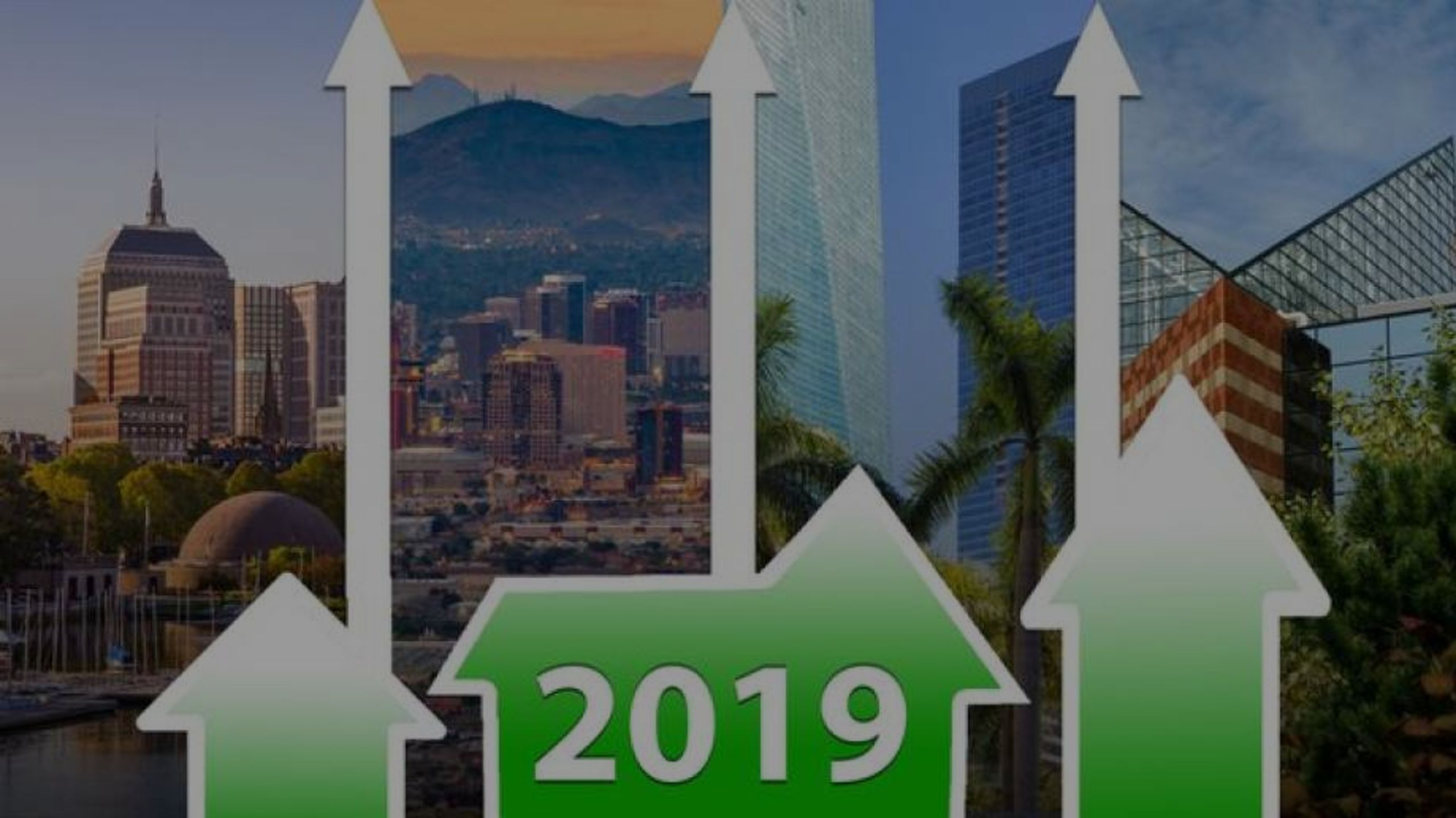 The Top 10 Housing Markets Poised to Rule in 2019