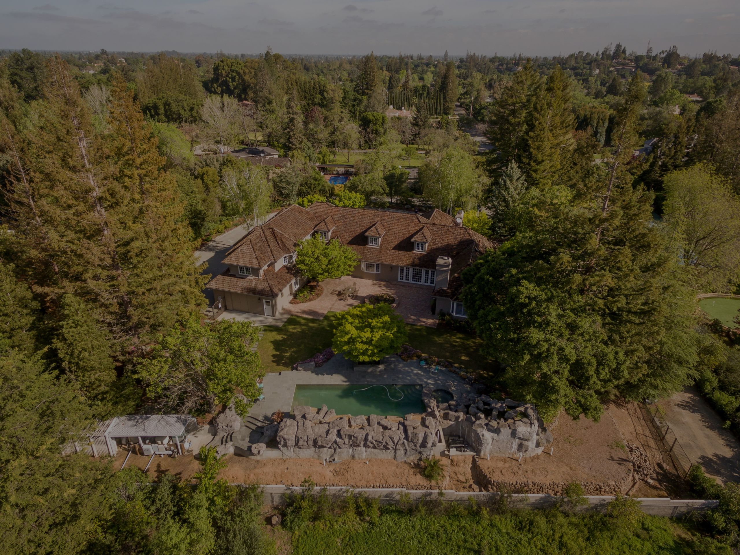 Sold for $3,775,000   Becky Ln, Monte Sereno