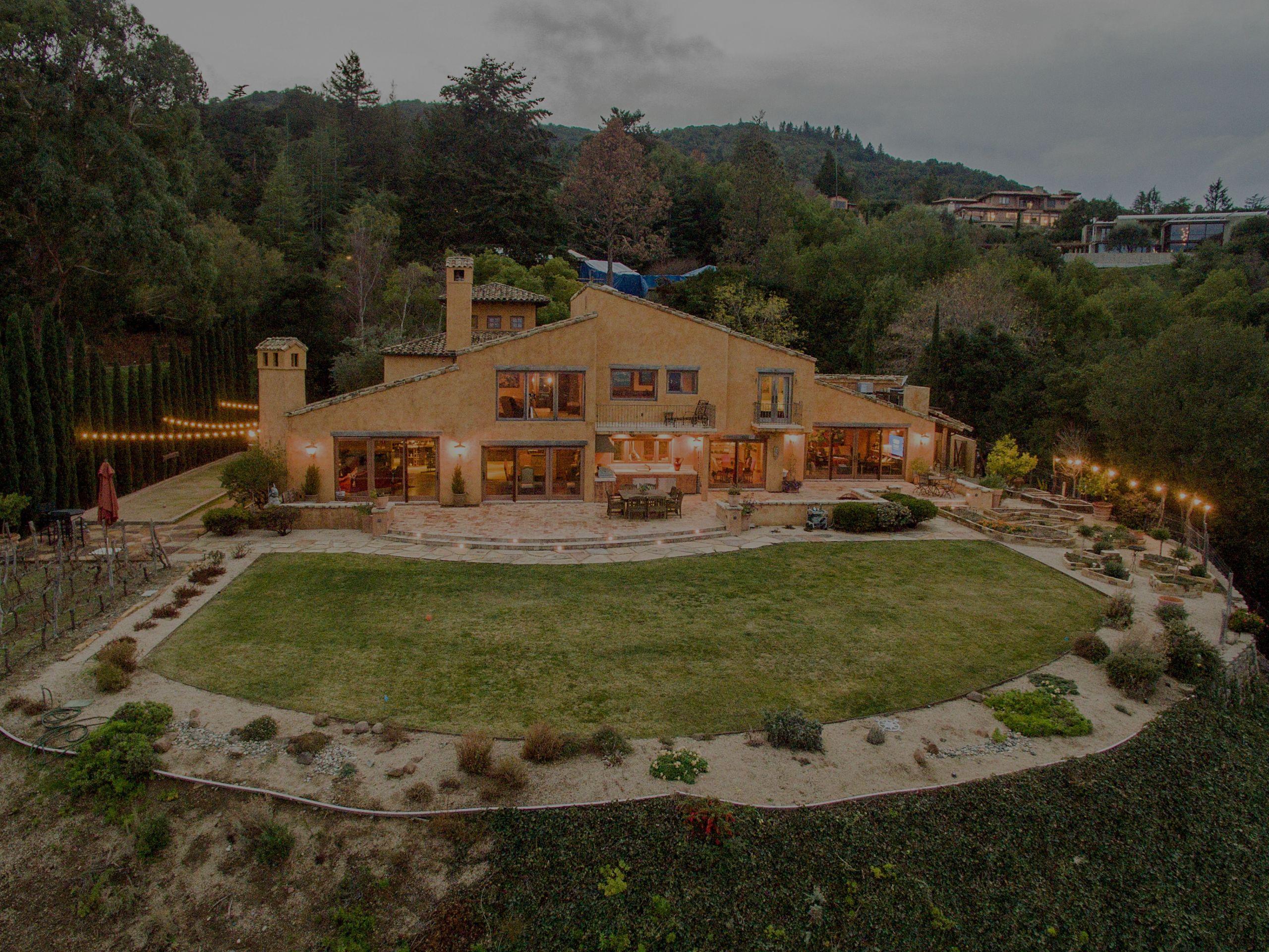 Sold for $4,465,000   Los Serenos Robles, Los Gatos