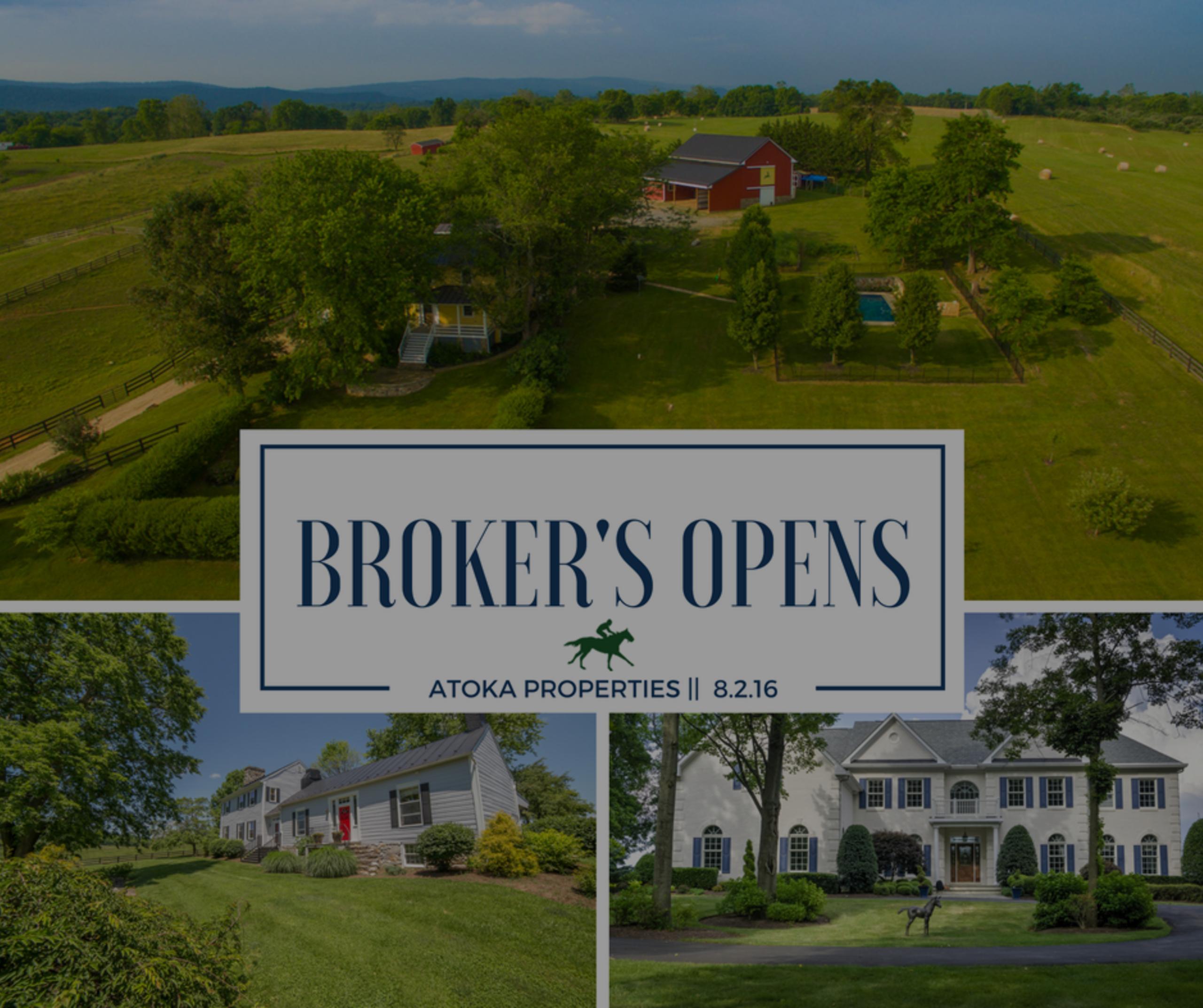 Broker's Open | 8.2.16