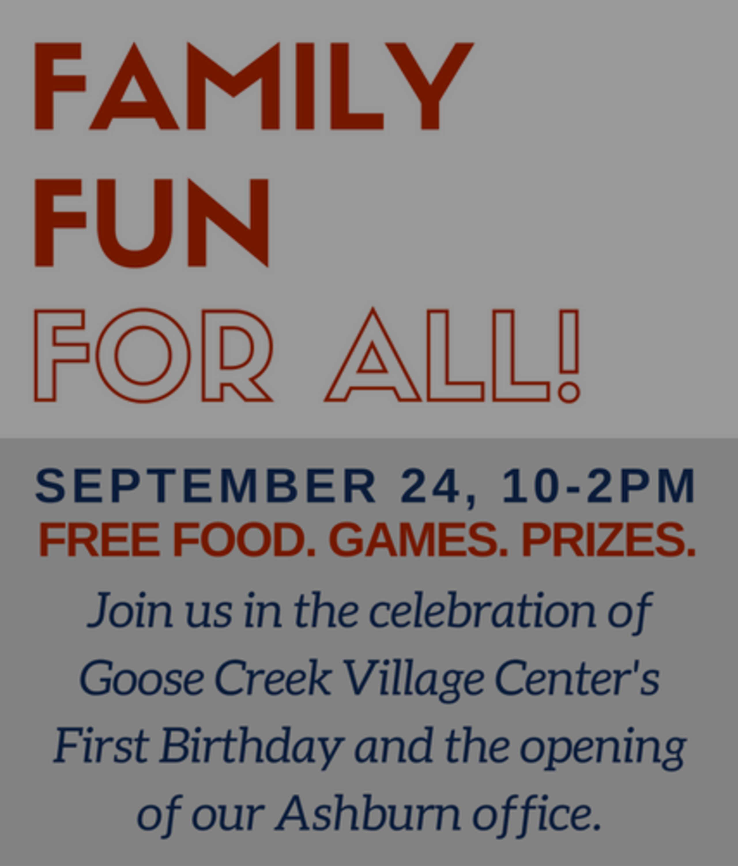 Family Fun for All!