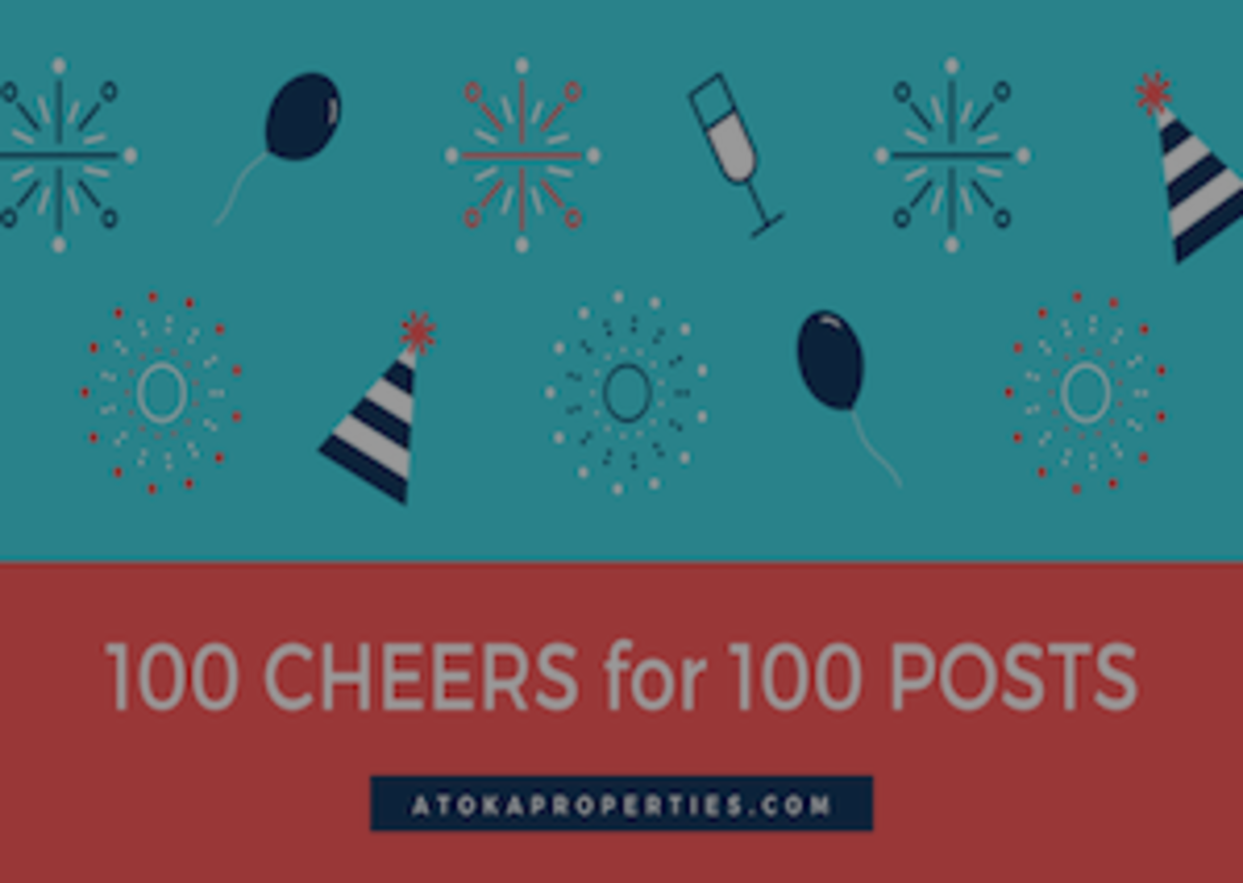 100 Cheers for MRE AP!