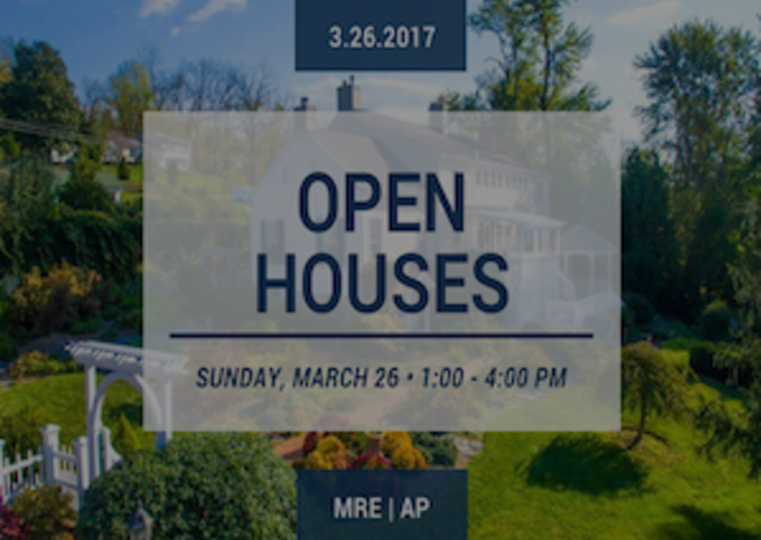 THIS SUNDAY: 5 Must See Open Houses