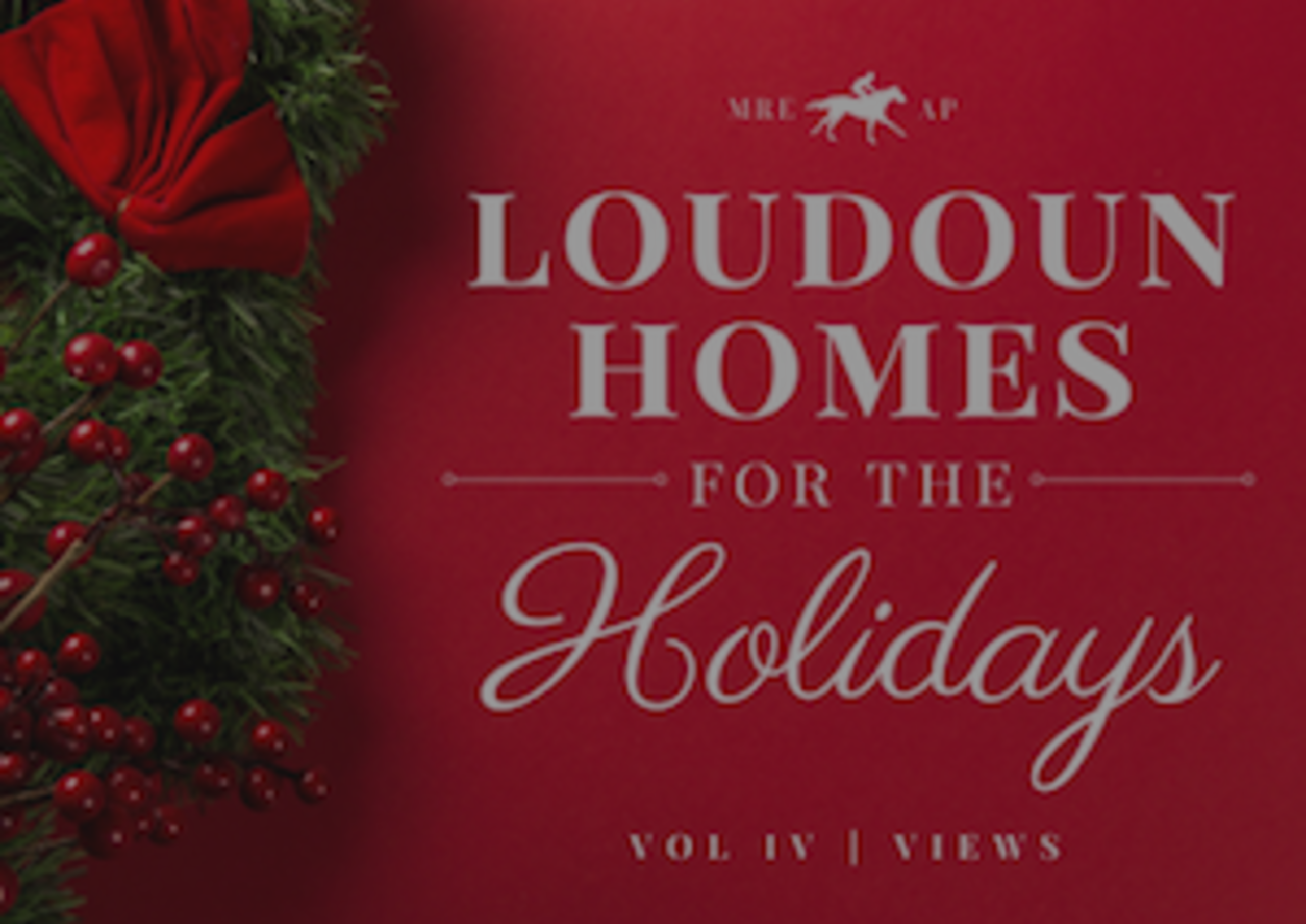 Loudoun Homes for the Holidays│Views